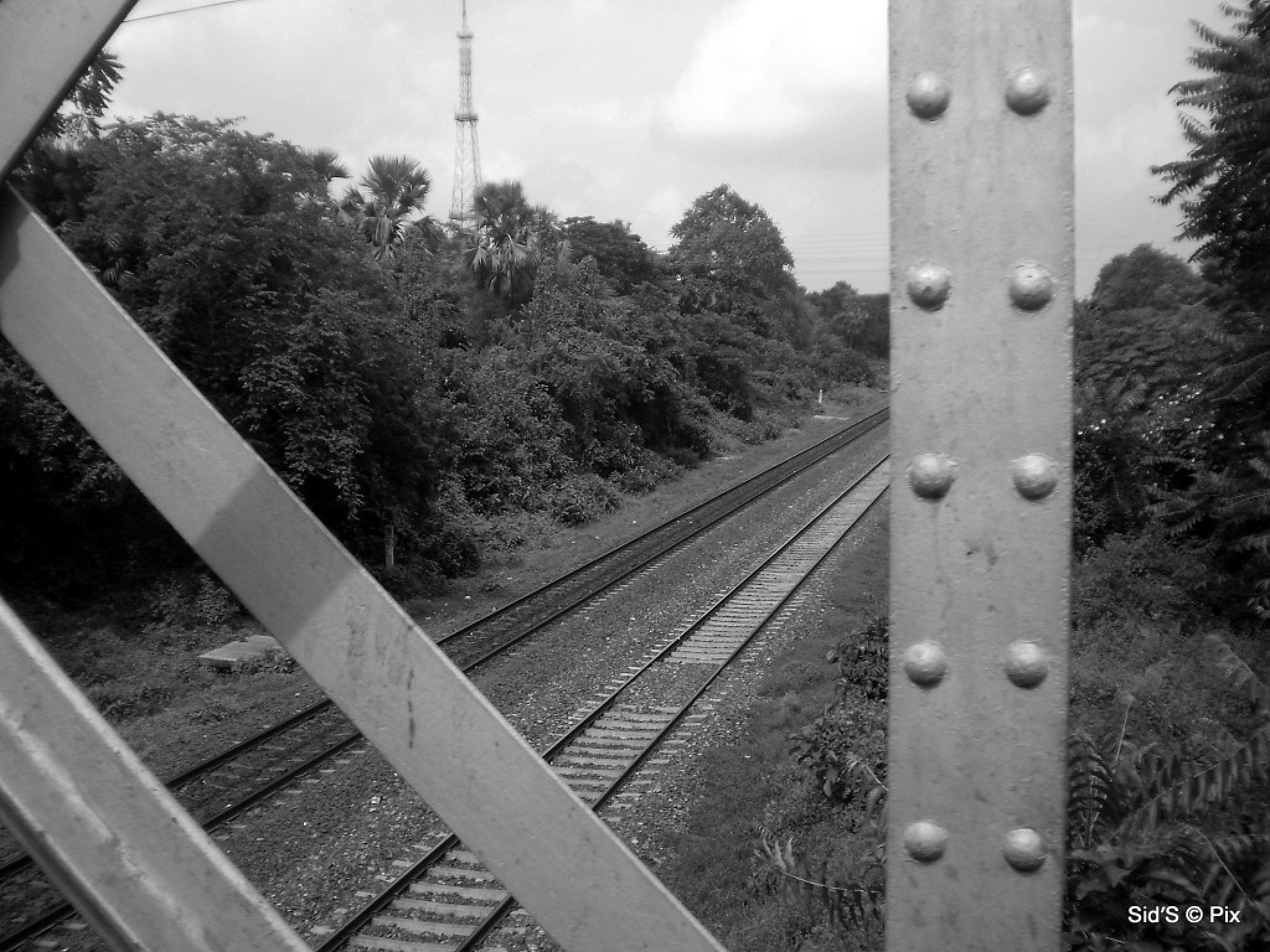 Cross Track by Siddharth Sanyal