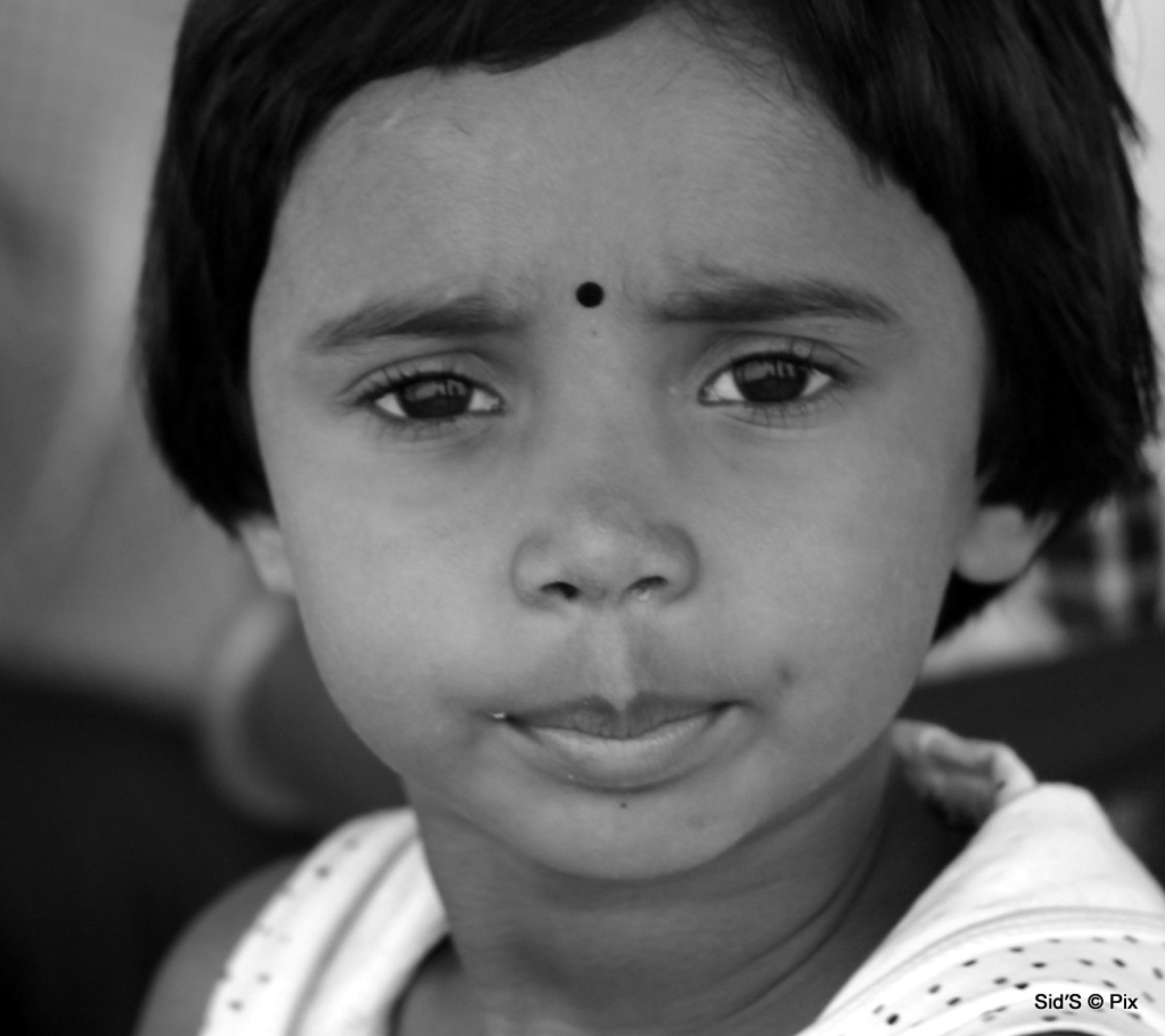 I can be angry too! by Siddharth Sanyal