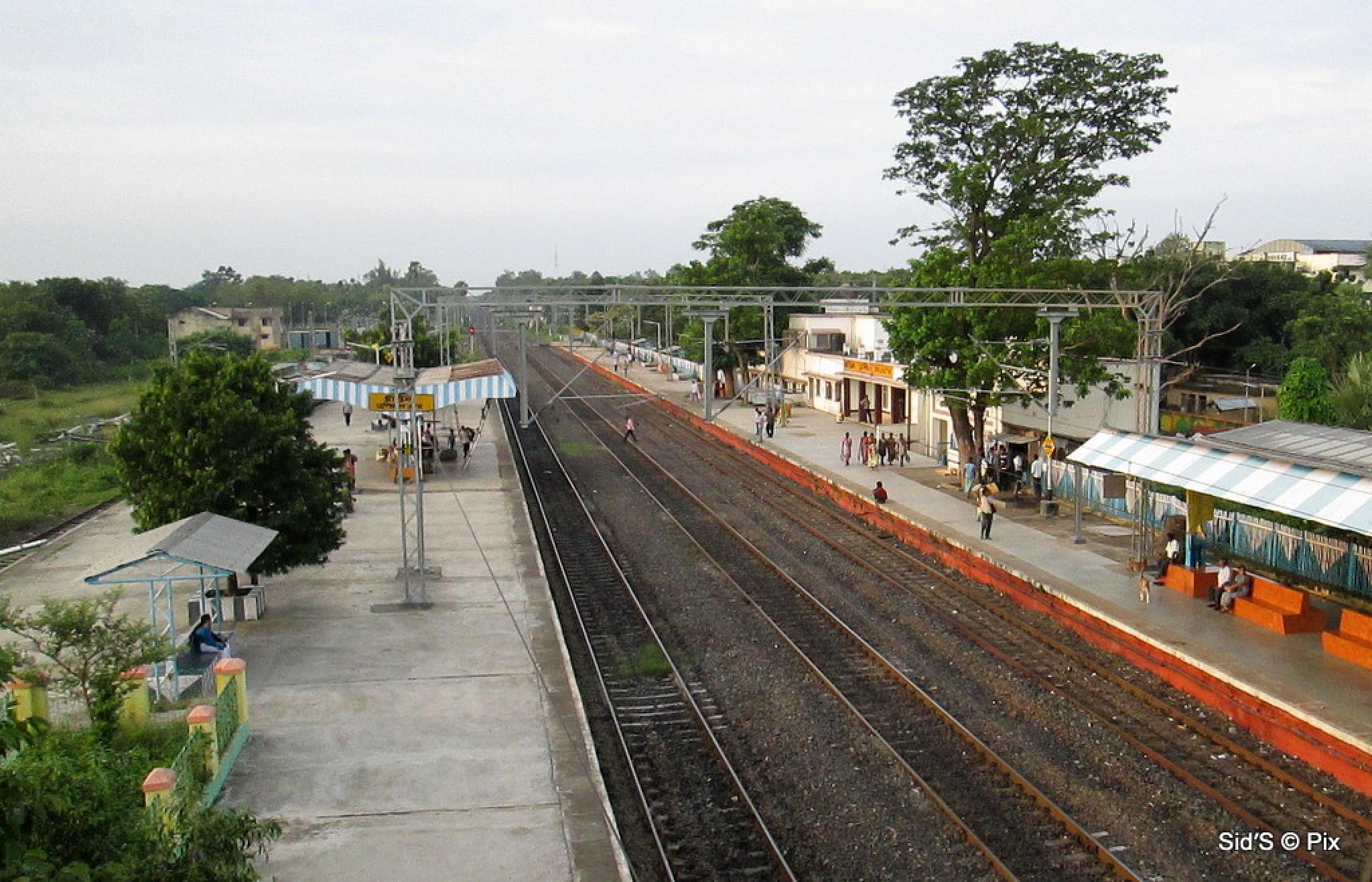 Station by Siddharth Sanyal