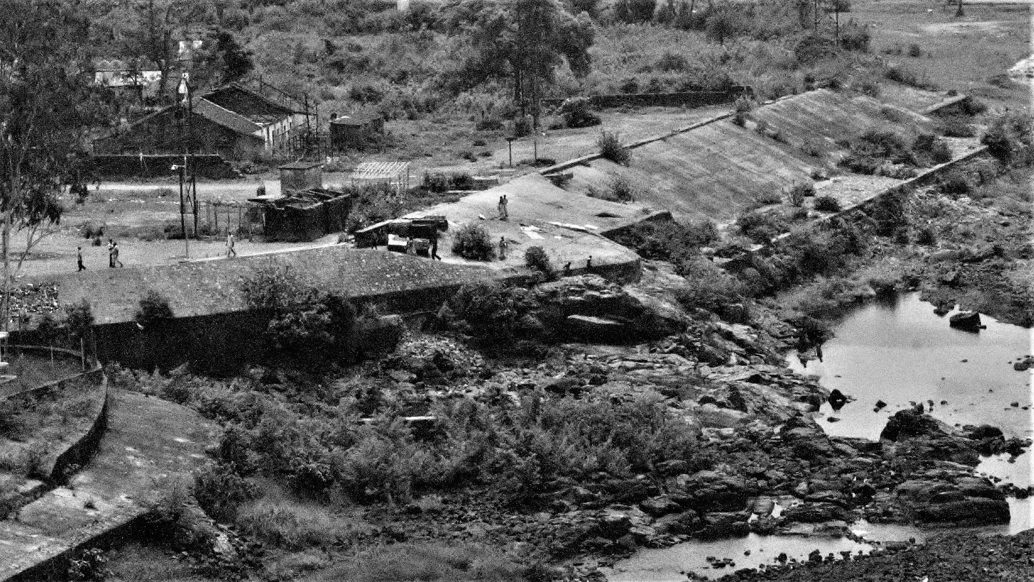 Under the Dam by Siddharth Sanyal