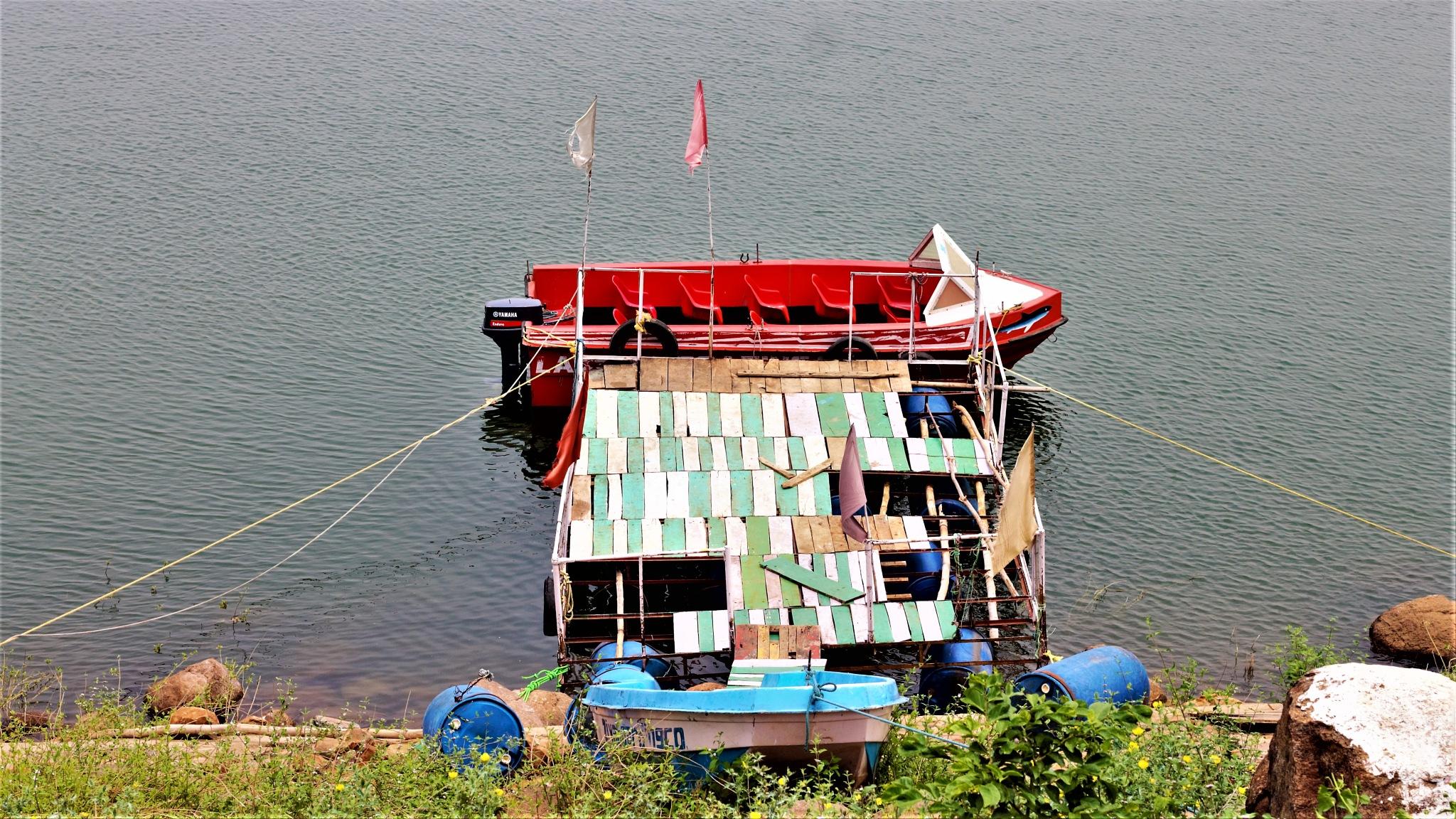 The Boat by Siddharth Sanyal