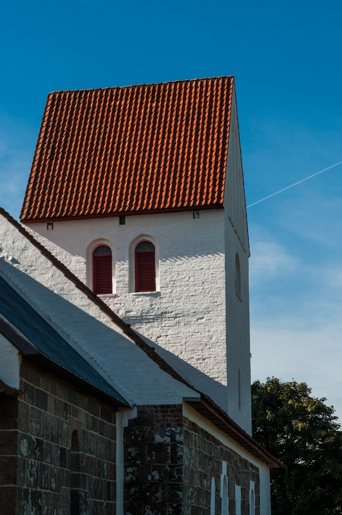 Another angle on the bell tower by Steen Skov