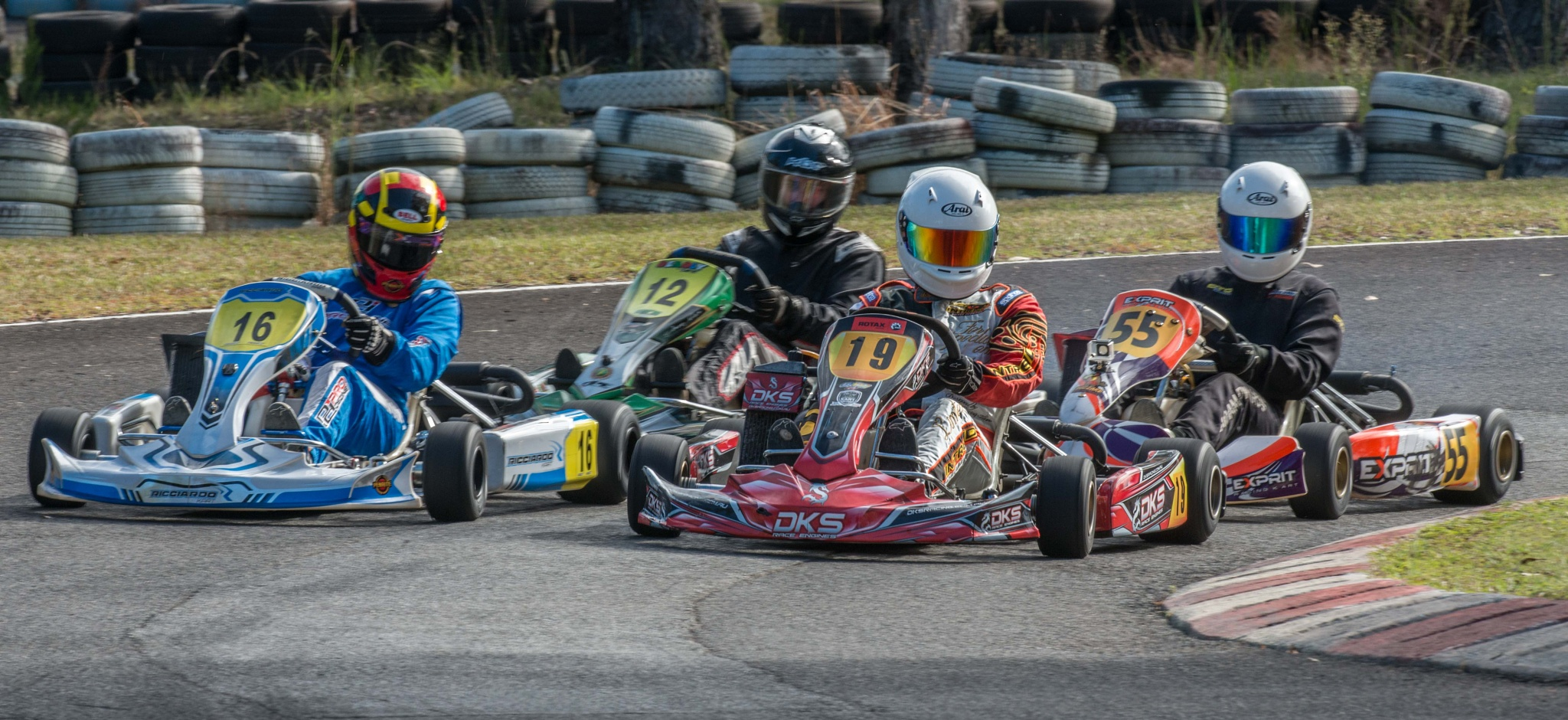 Kart racing for the family2 by chrisgnixon