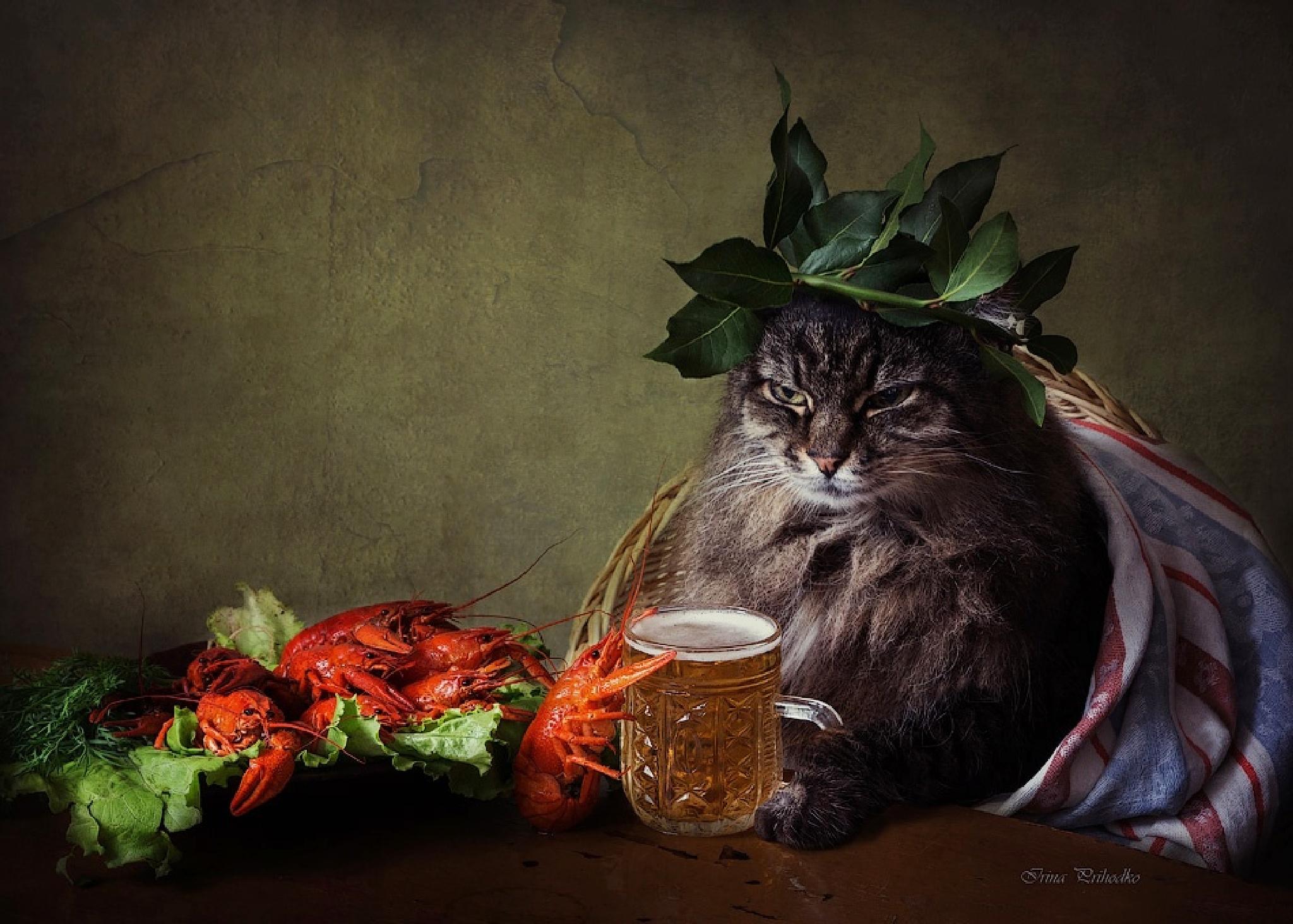 Life is good! by Prikhodko Irina