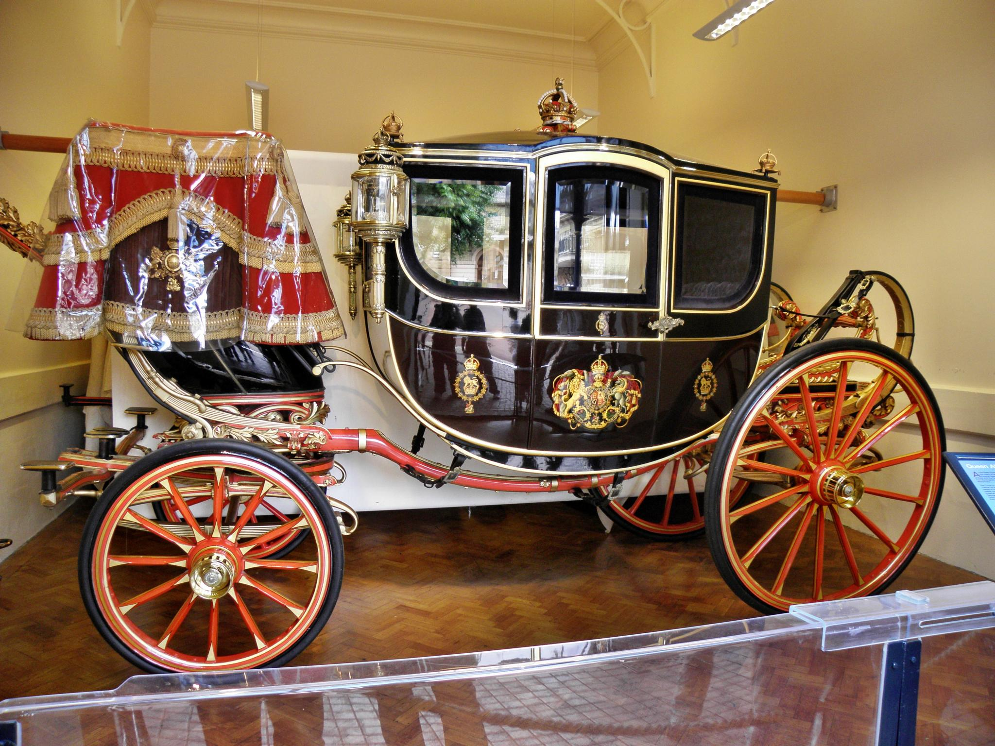 Royal Coach by Peter J Dwight