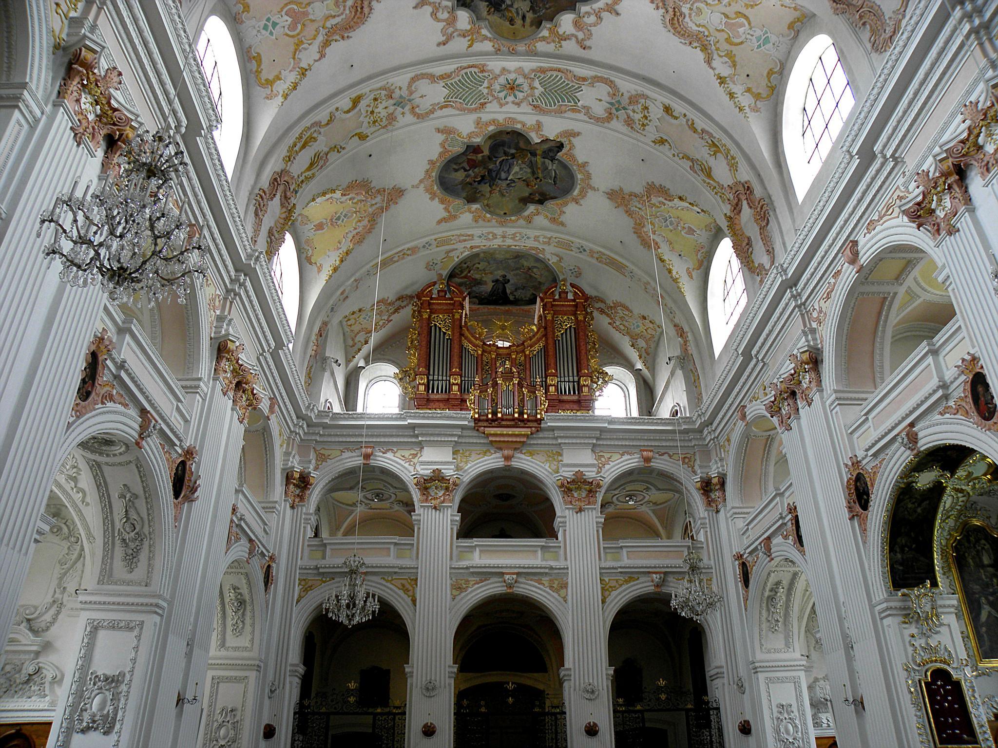 Stunning church by Peter J Dwight