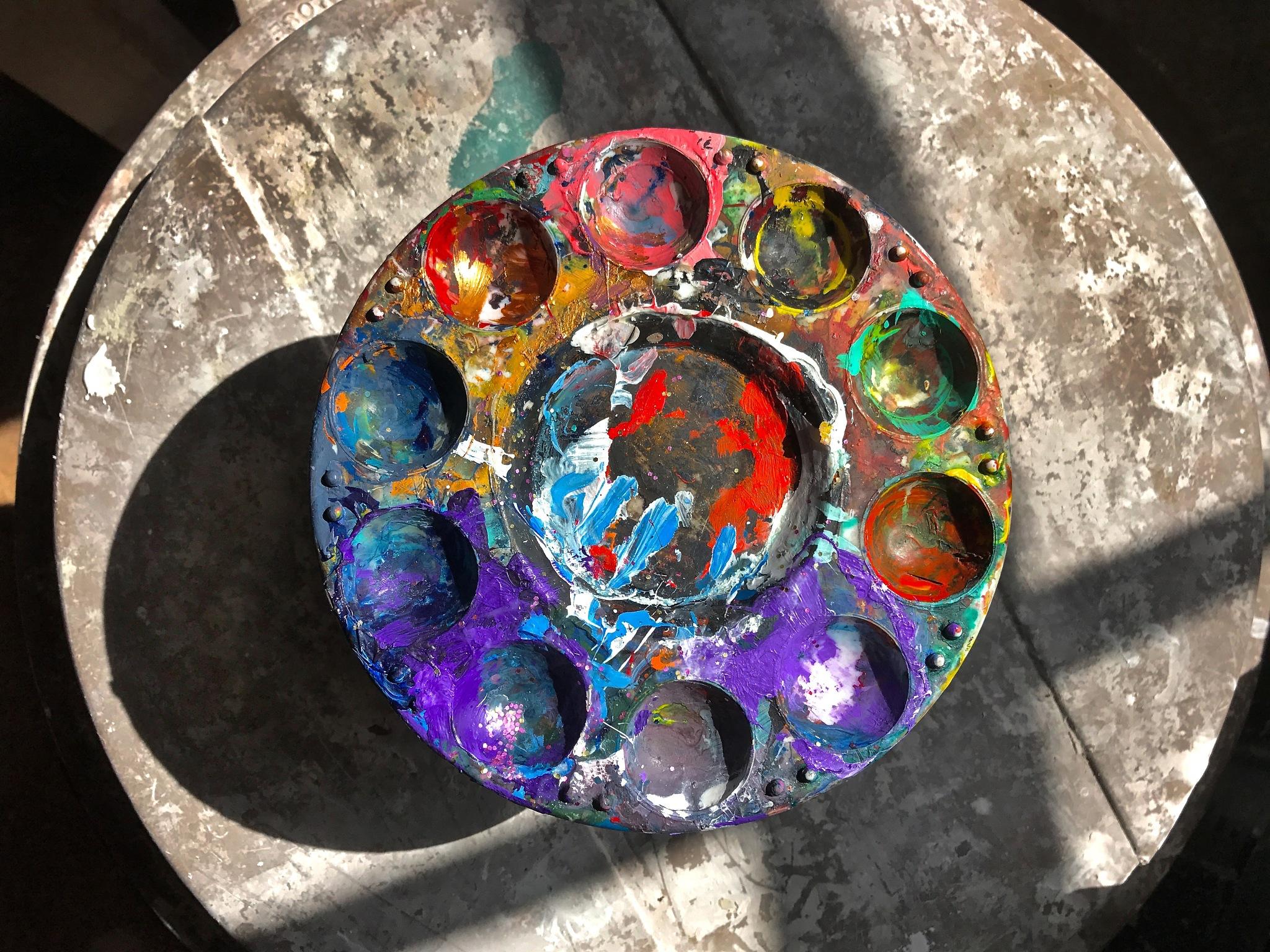 Making Art by warriston