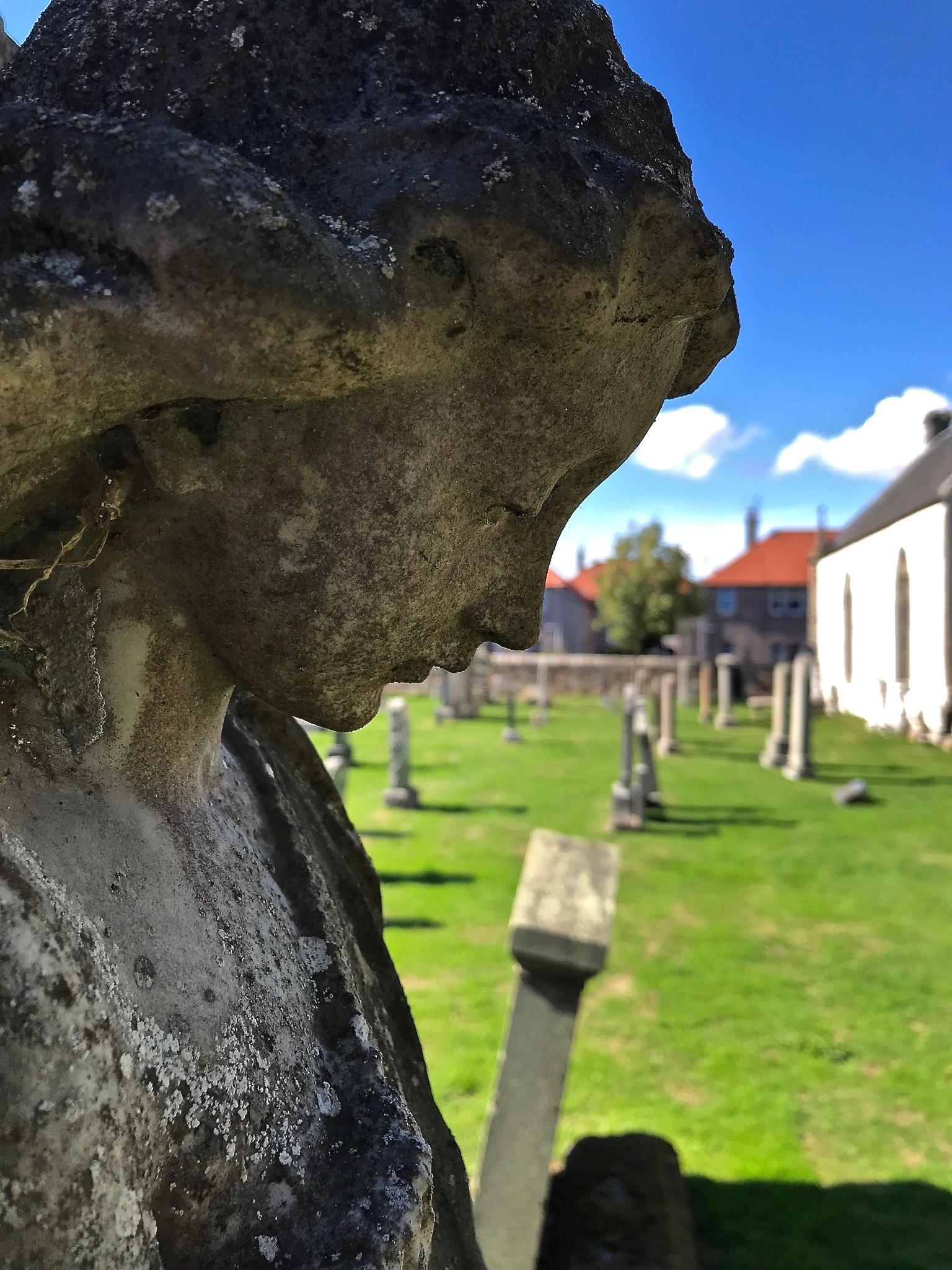 Pittenweem Cemetery by warriston