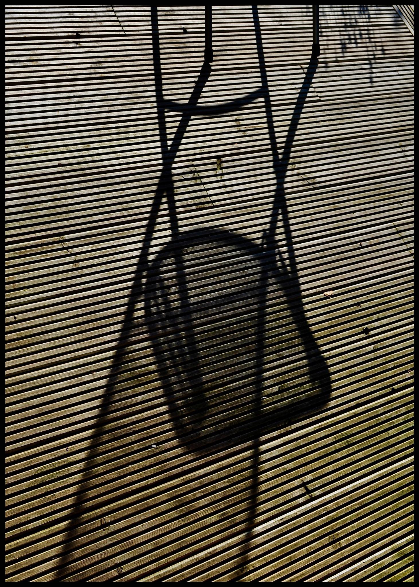 Folding Chair by warriston
