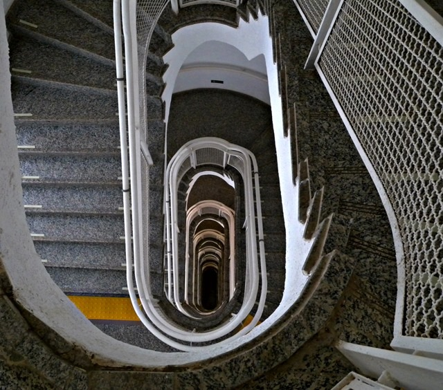 stairs by Luizaoliveira