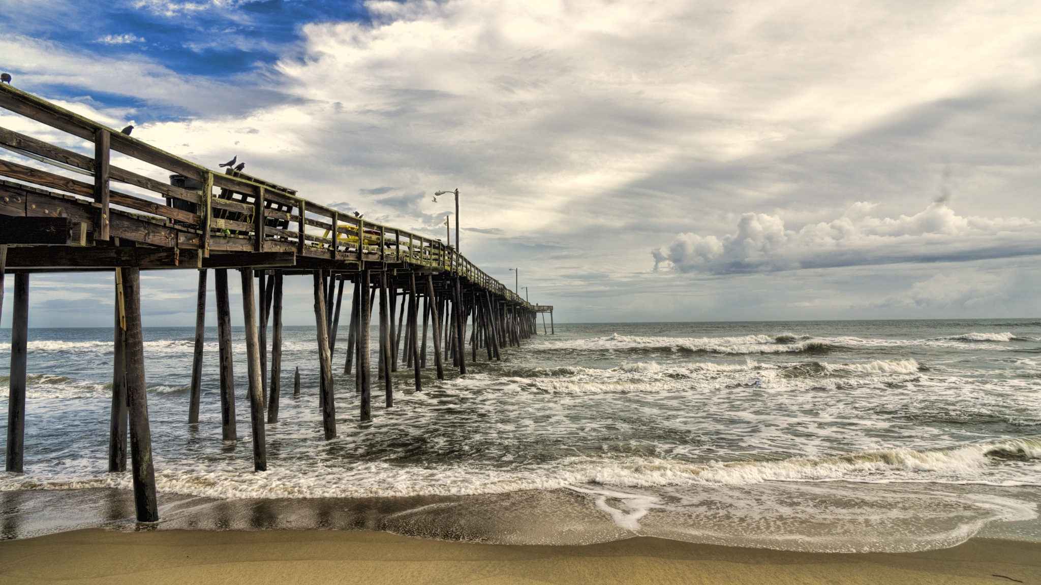 November OBX Afternoon by mjdrhd