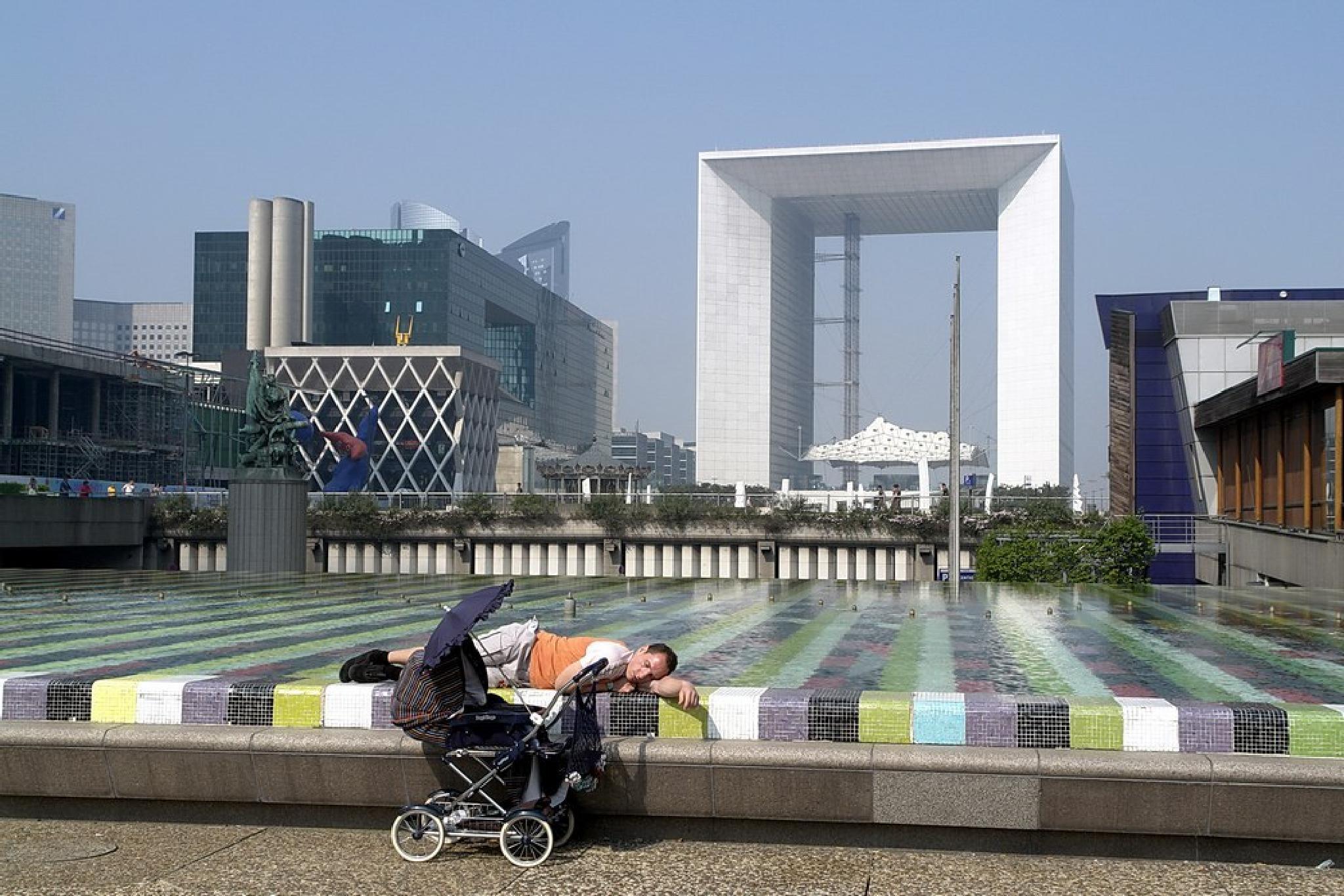 La Défense, Paris by stanislovas kairys