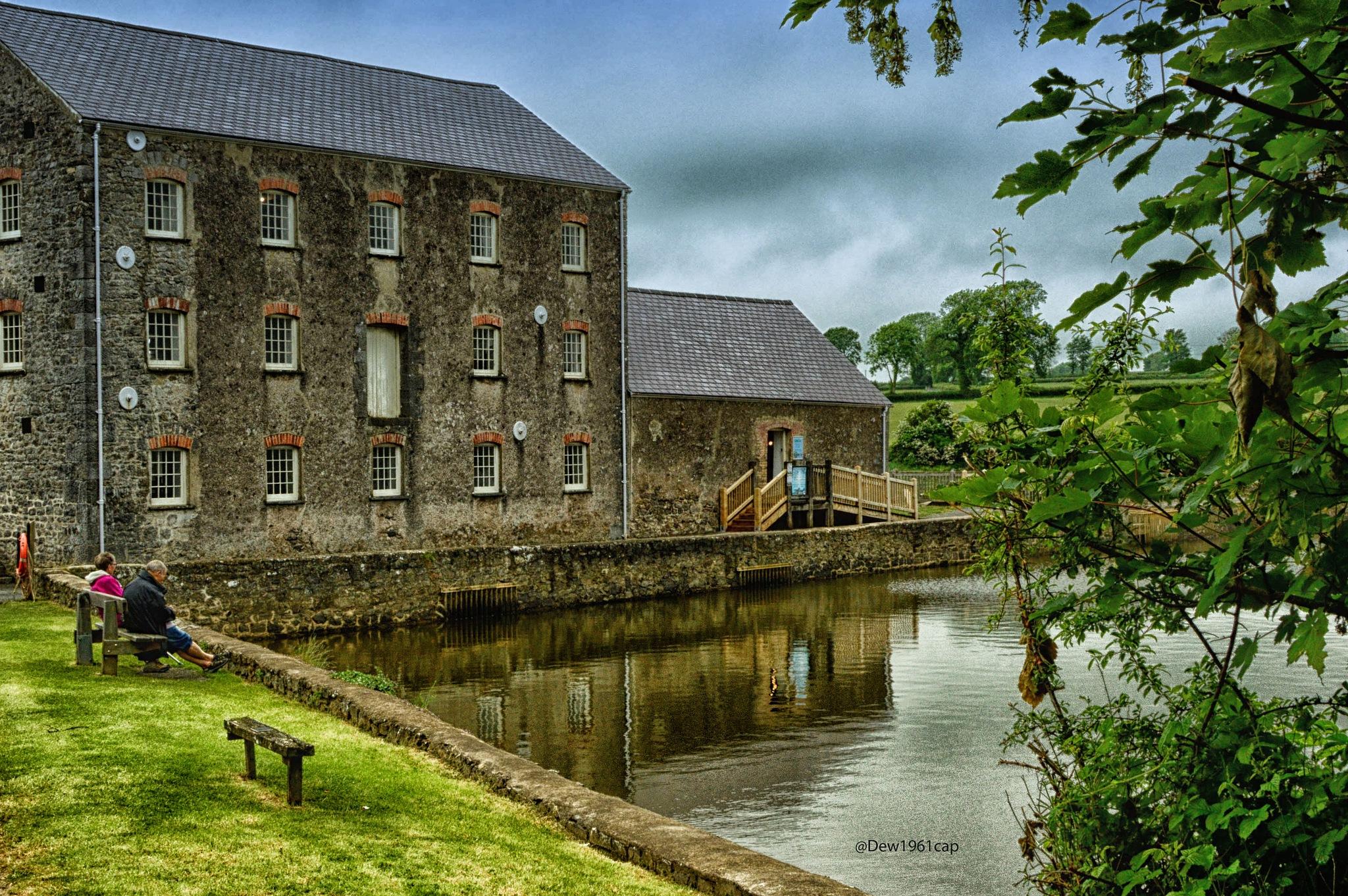 Tidal Mill by dew1961cap