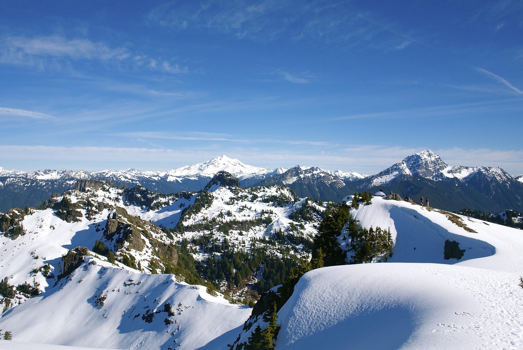 cascade peaks by MTM
