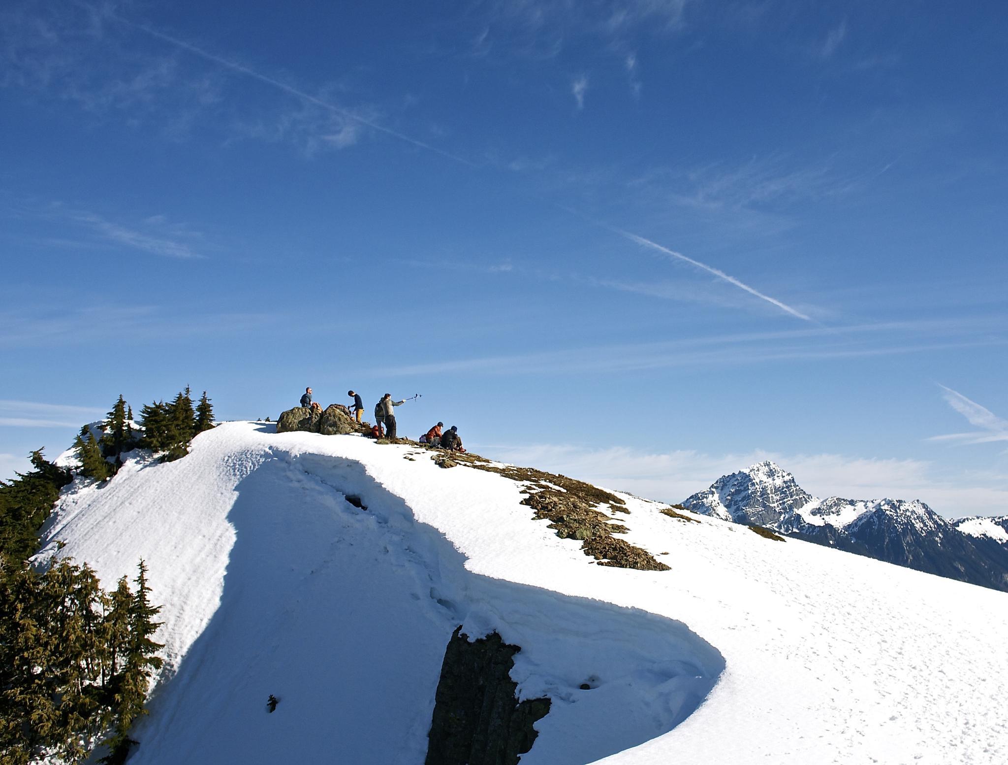 enjoying the summit by MTM