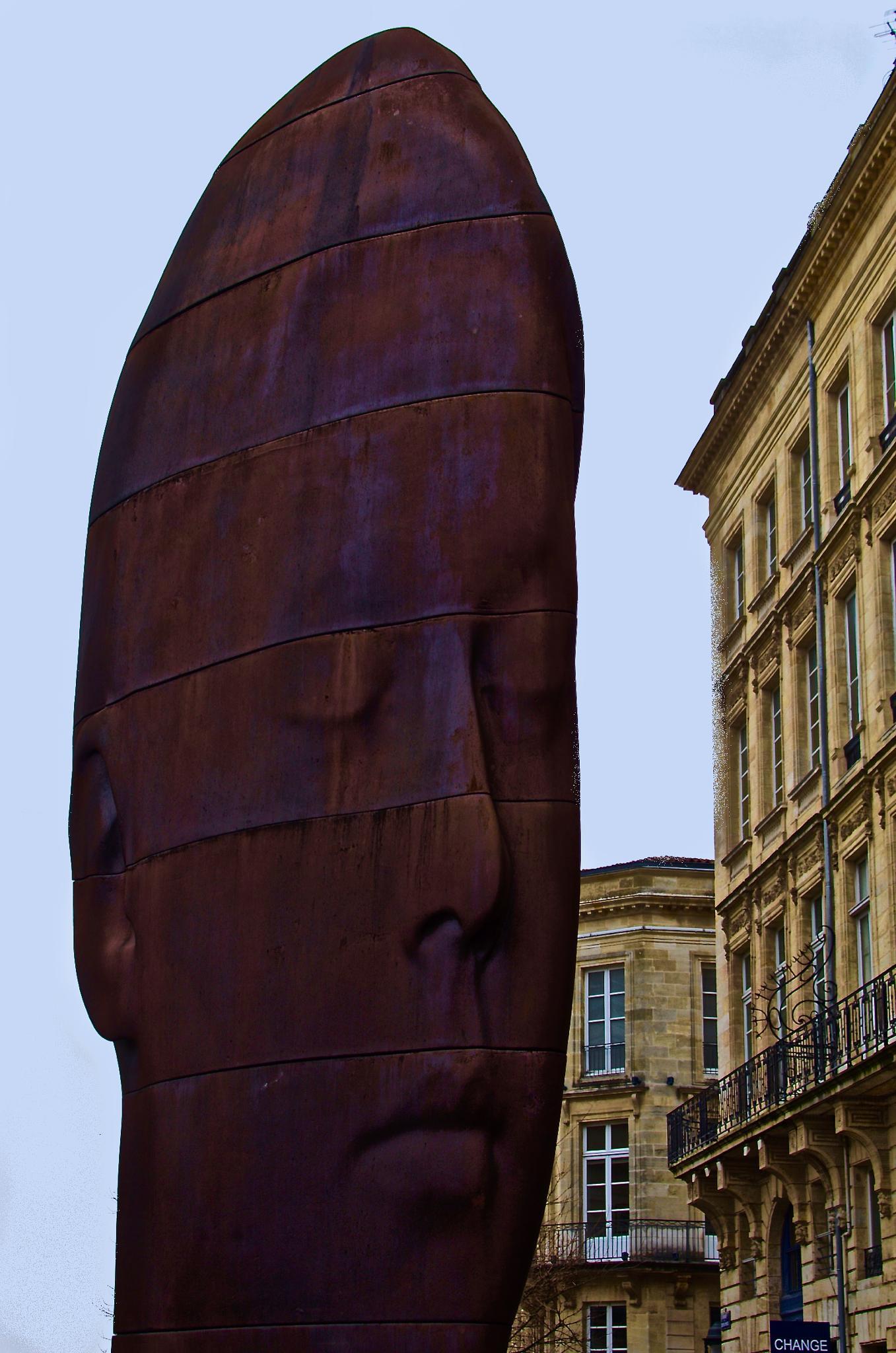 Art in Bordeaux by Lydie Burgunder