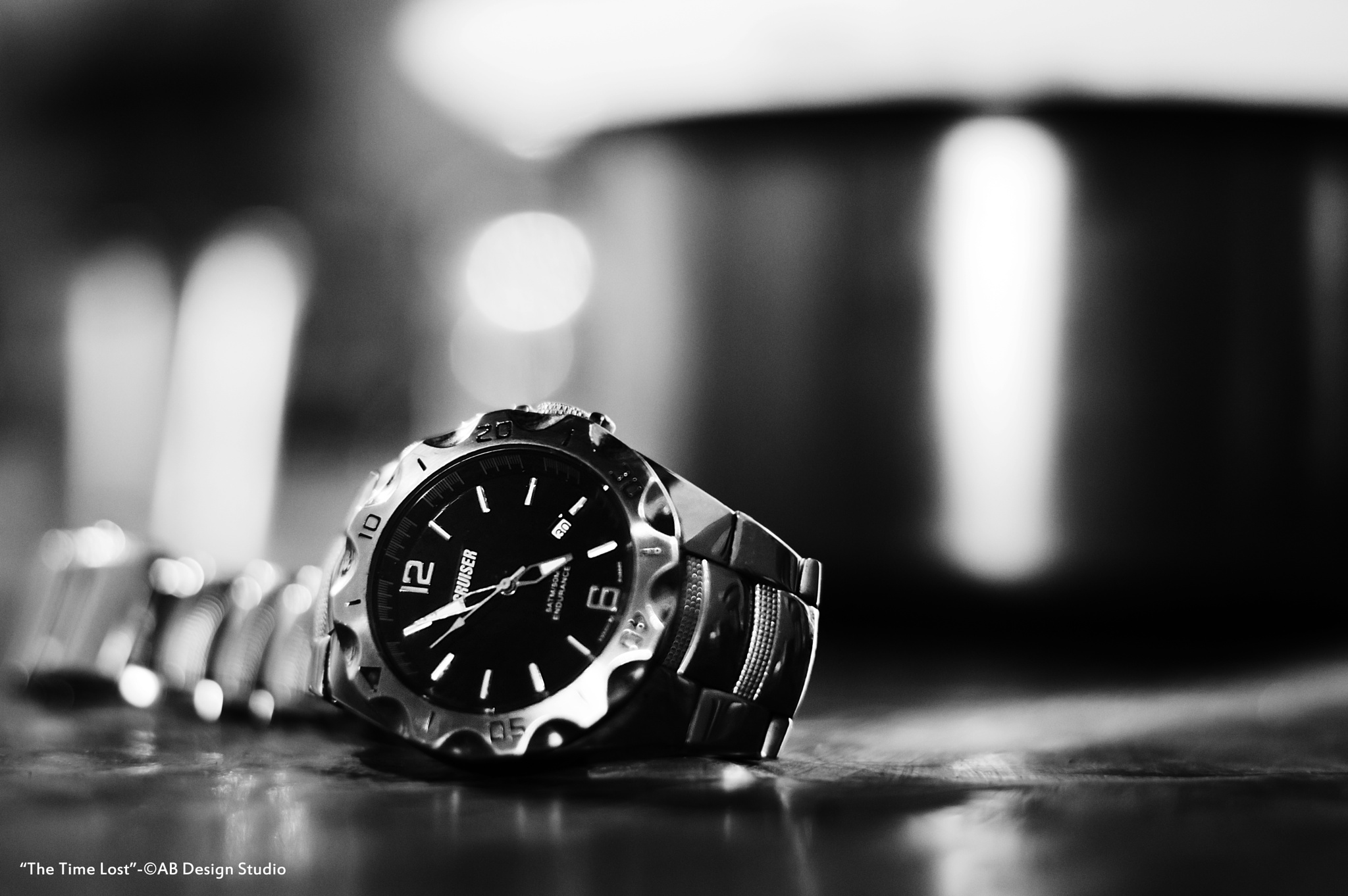 Time Lost by Ajay