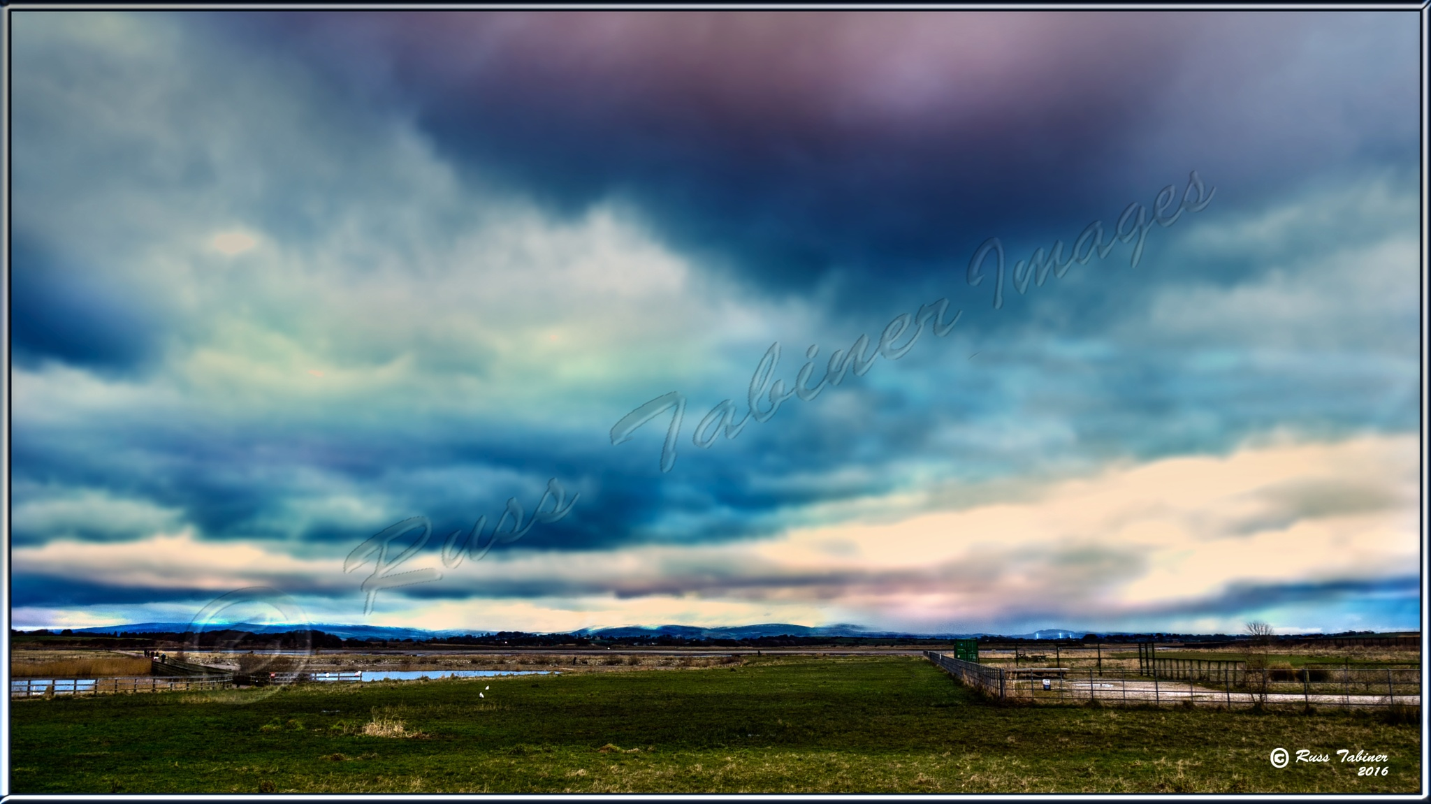 Drama in the sky by Crewman