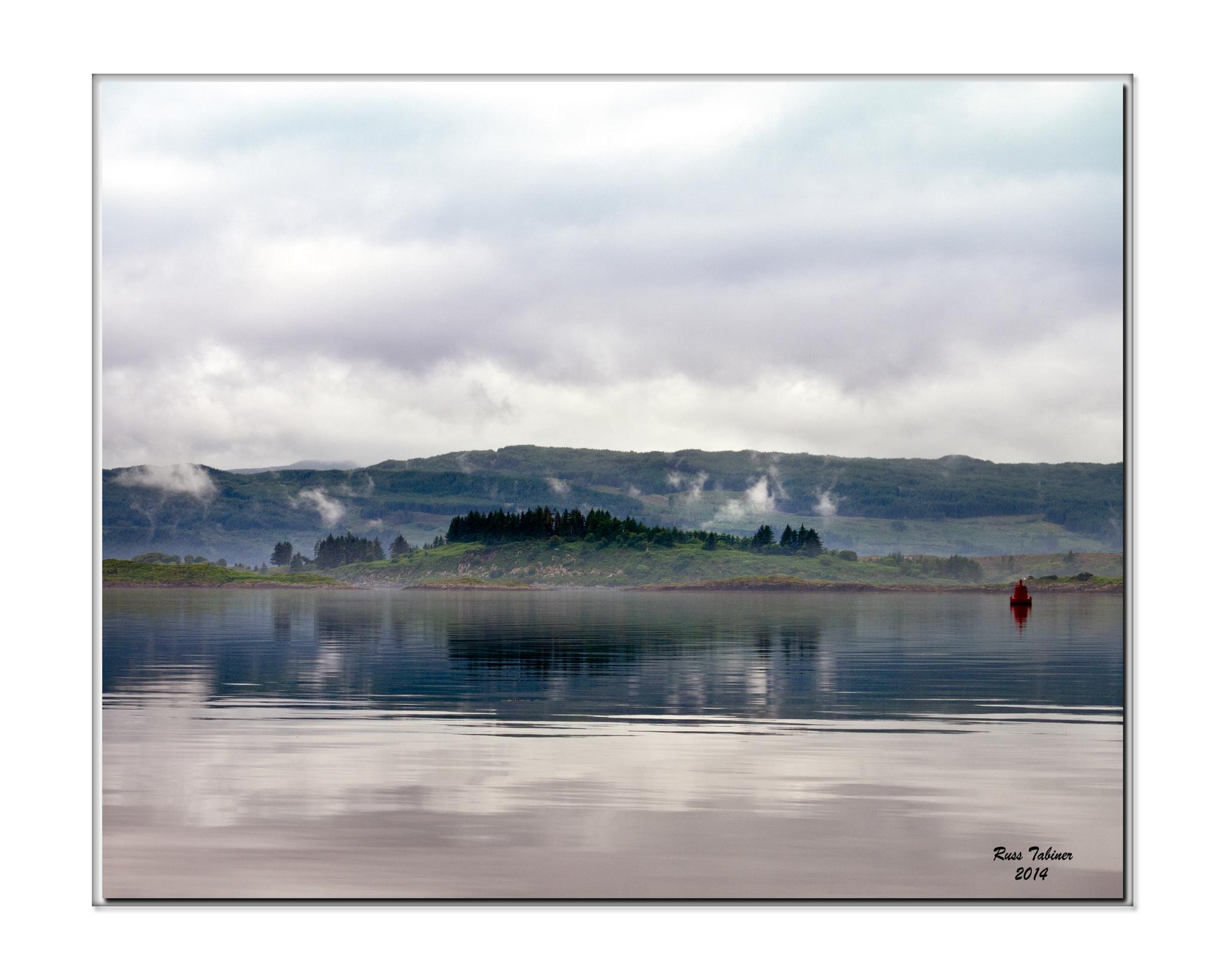 Photo in Nature #loch fyne scotland  nature