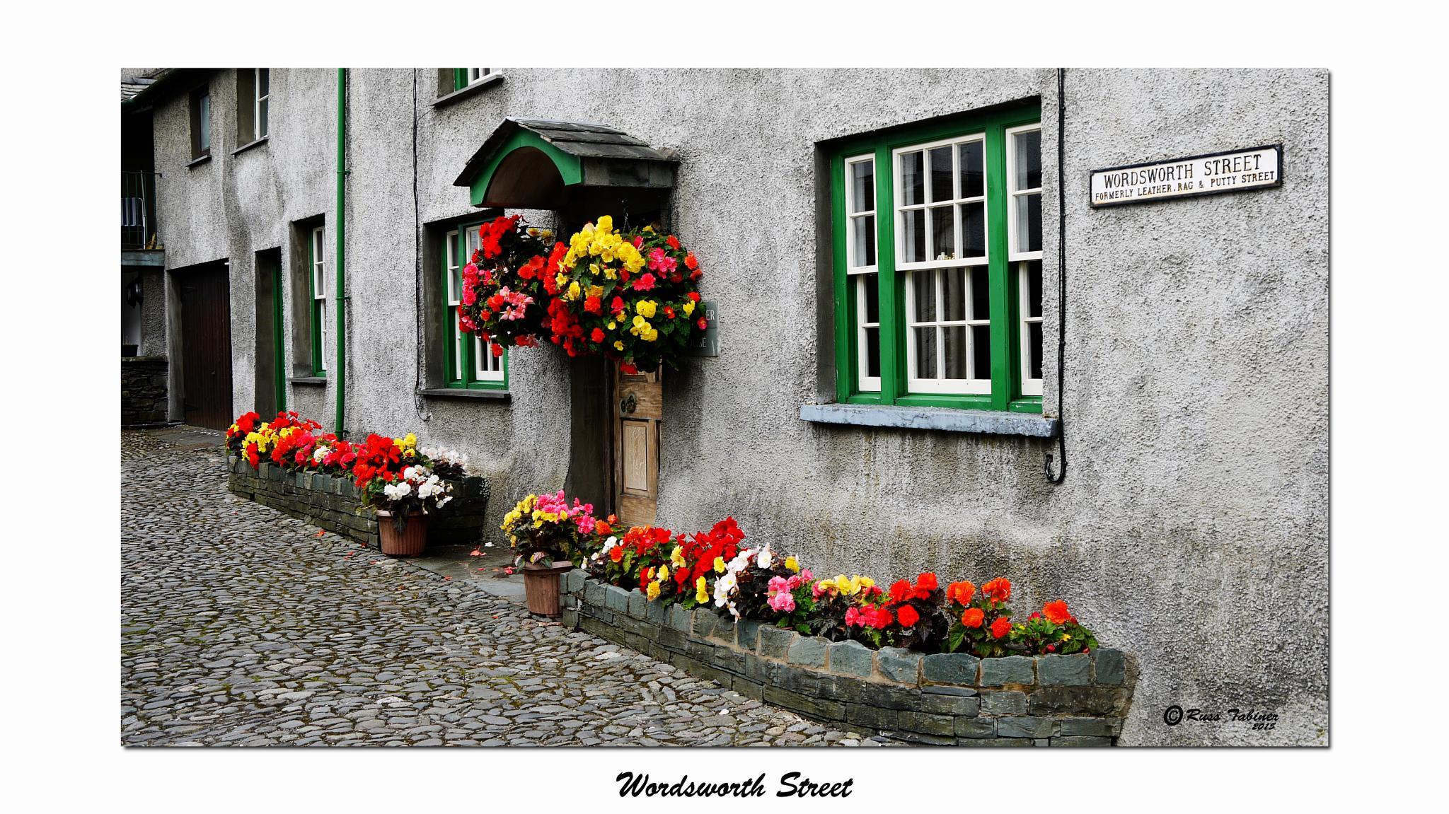 Wordsworth  Street by Crewman