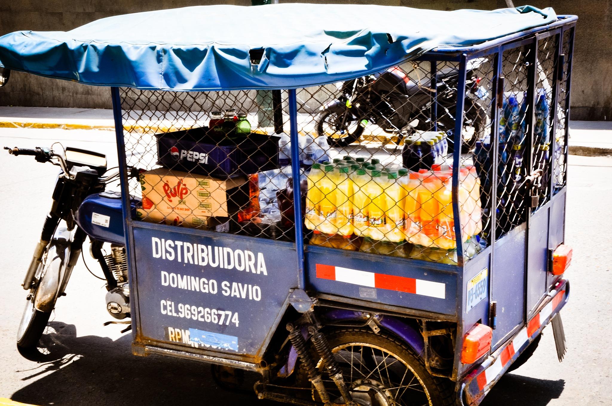 Soda (Peru) by Jiri Bielicky