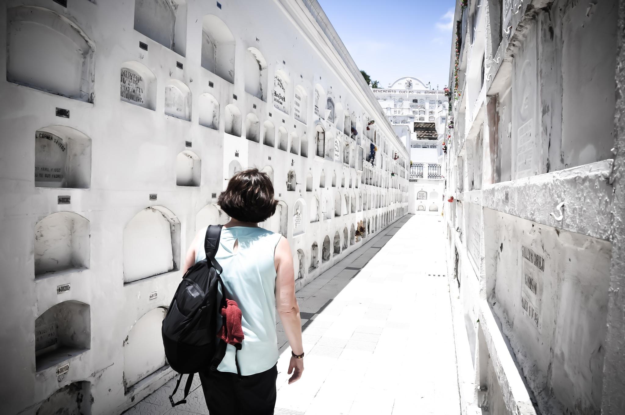 Cementerio Patrimonial, Guayaquil (Ecuador) by Jiri Bielicky