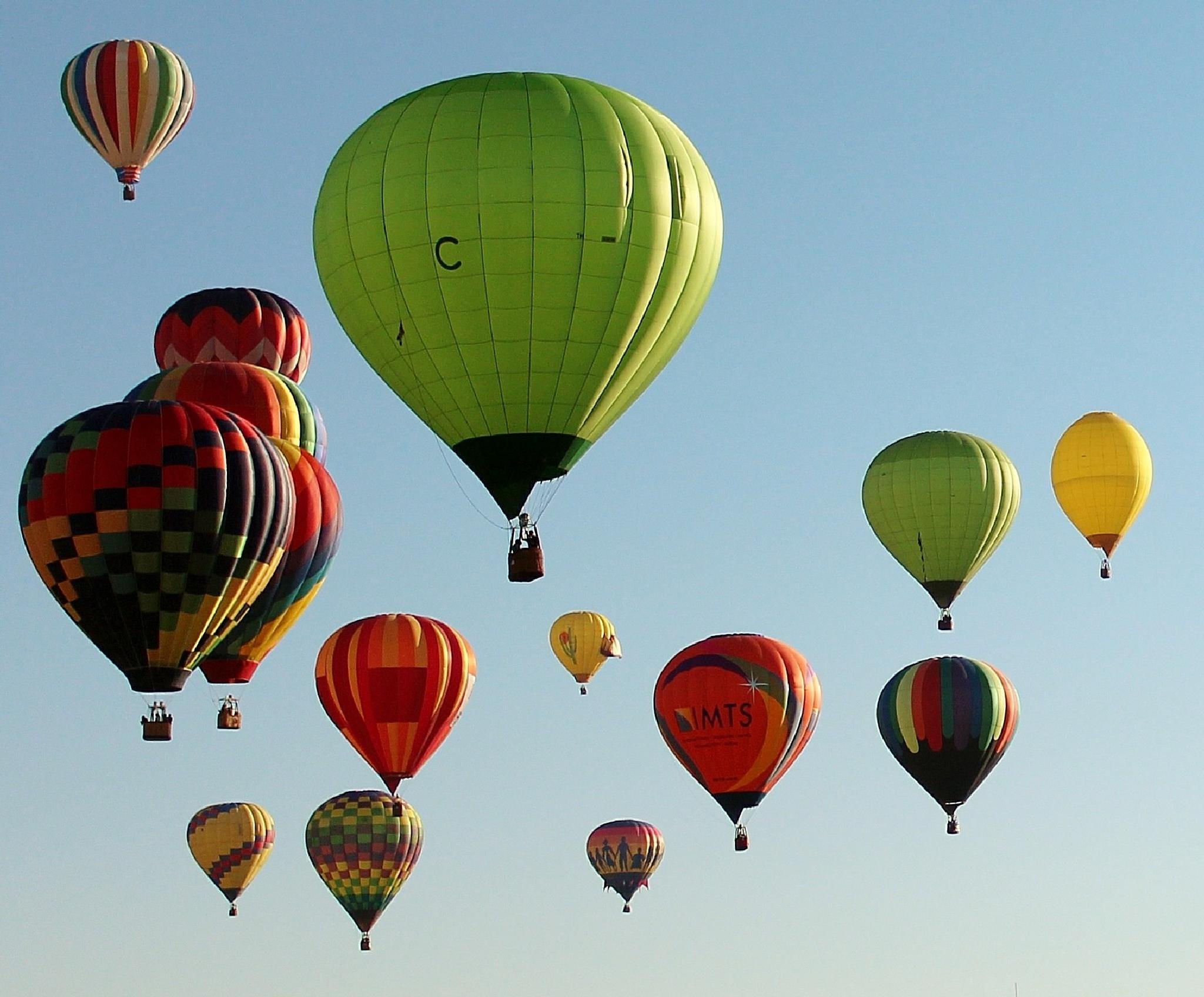 The Great Reno Balloon Race by richieasencio