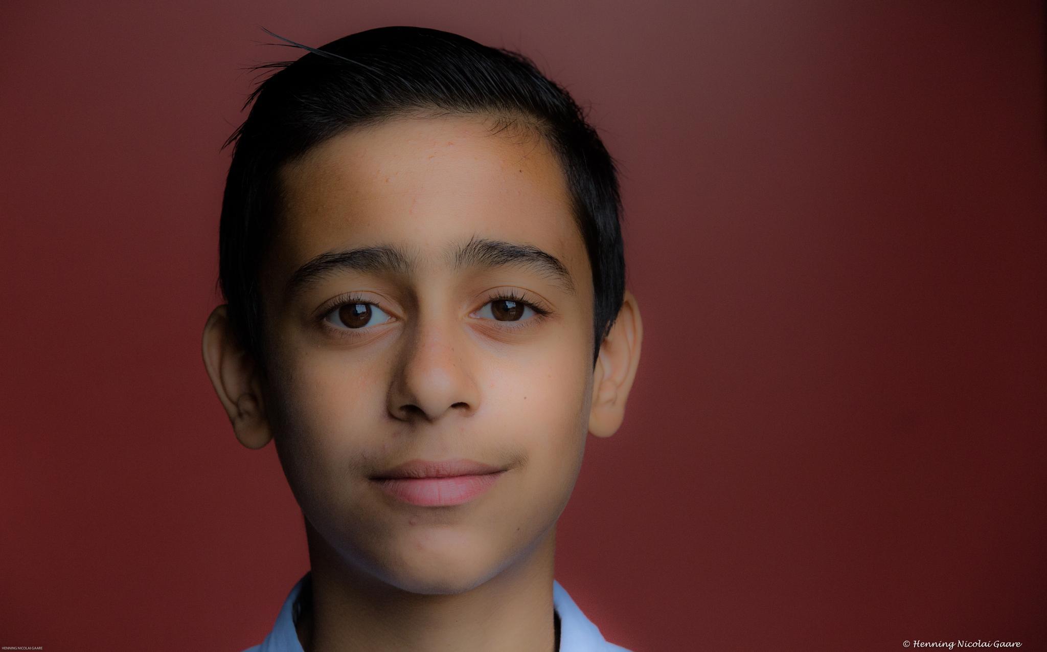 Photo in Portrait #portrait #norway #boy