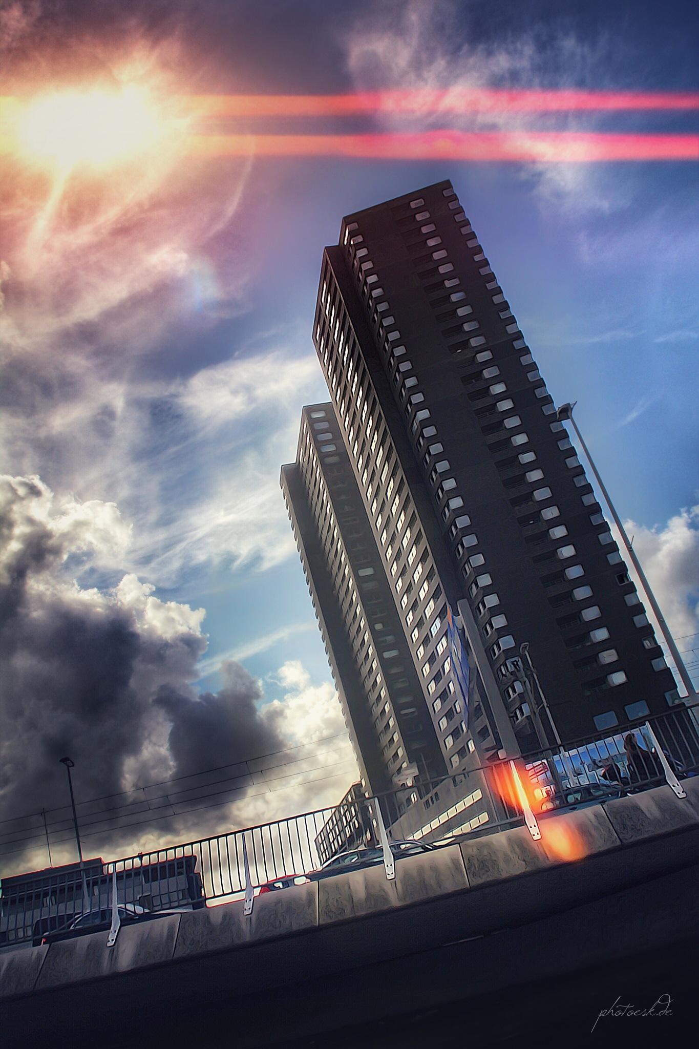 Rotterdam - Netherlands by photoesk - just Art