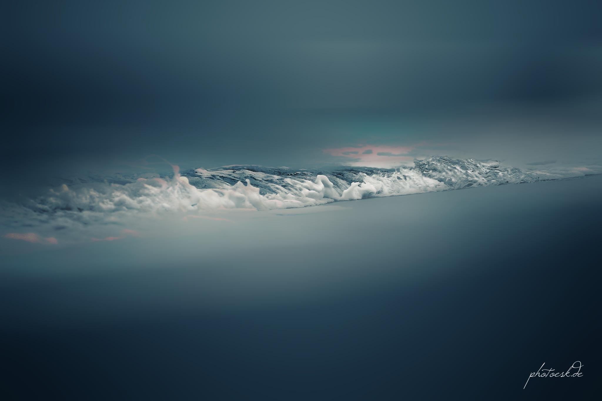 Ocean by photoesk - just Art