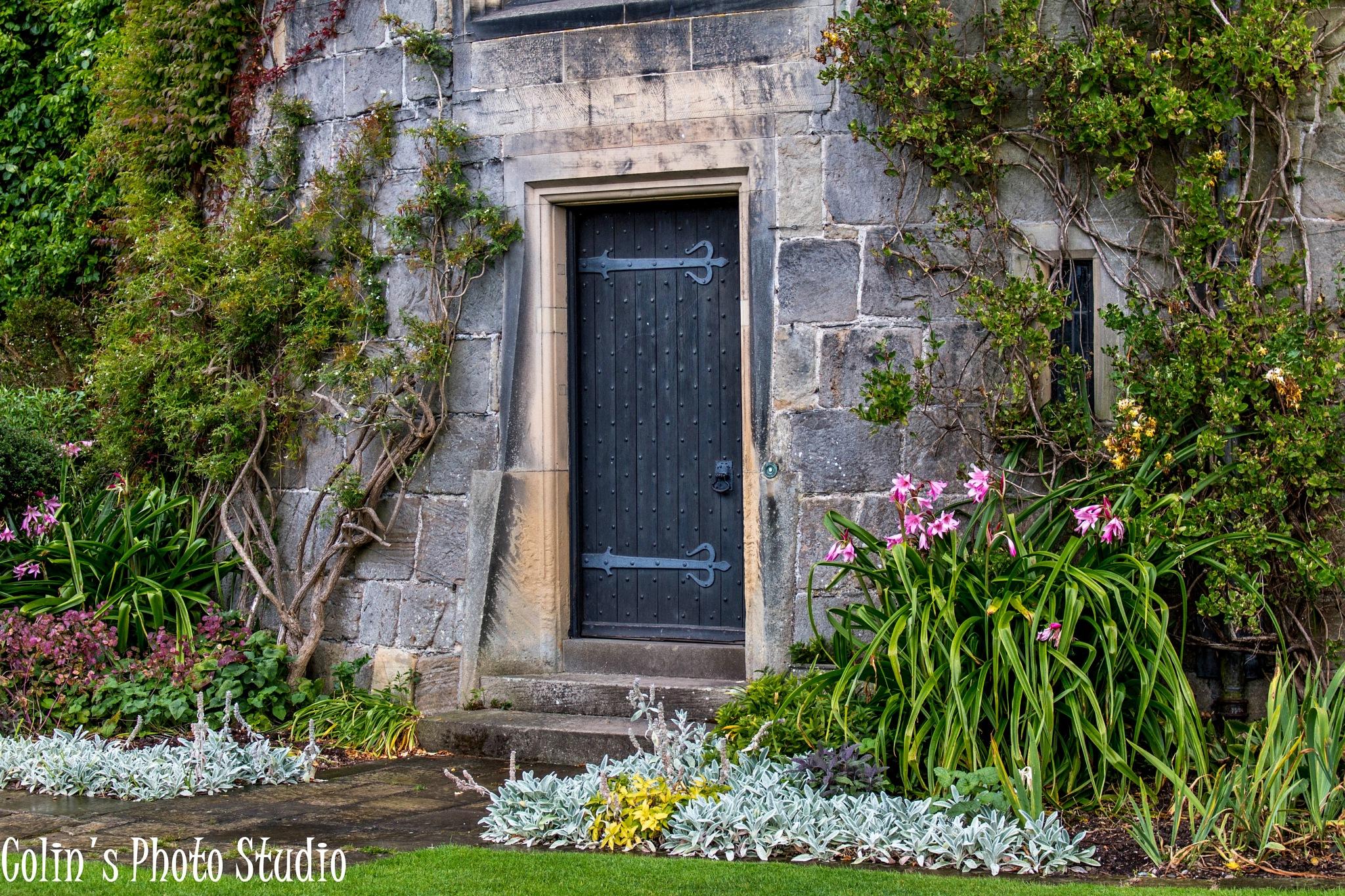 Castle Door by Colin