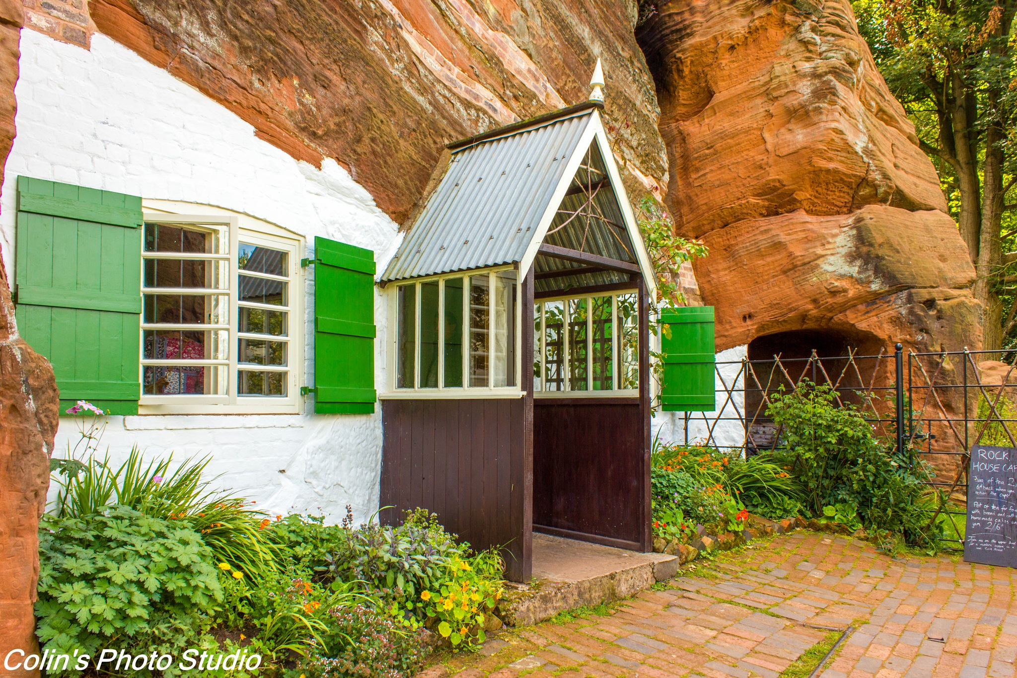 Rock House by Colin