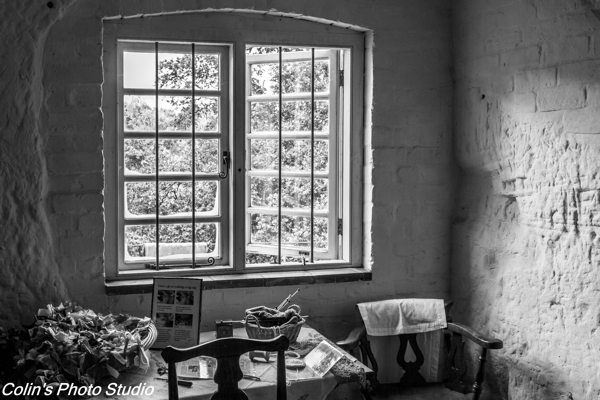 Interior window by Colin