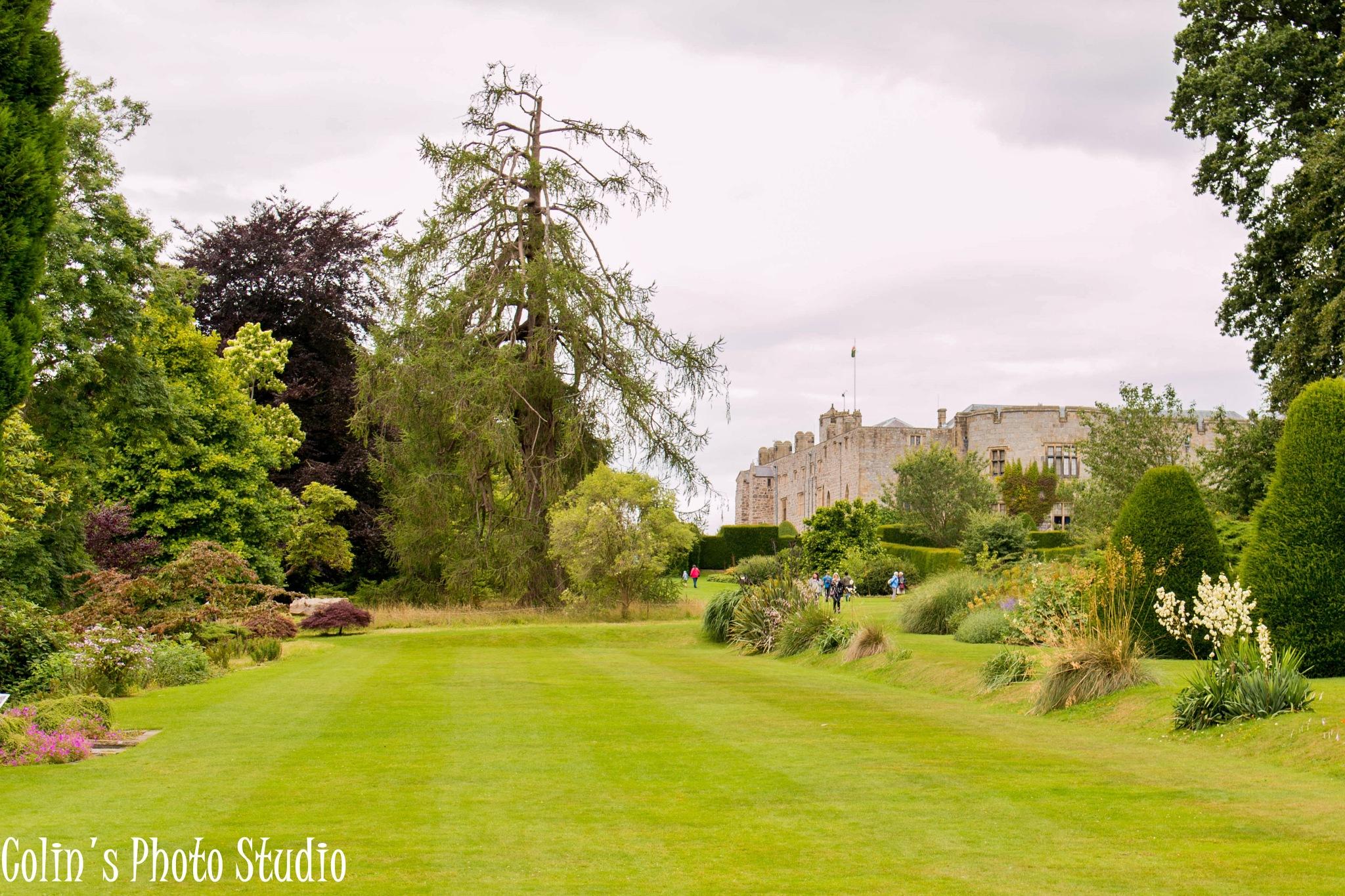 Castle Gardens by Colin