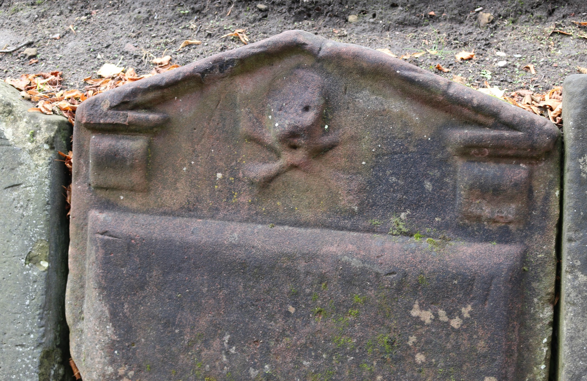 Pirate Headstone ? by Colin