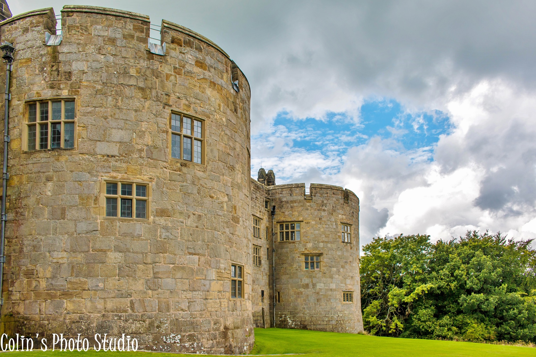 Chirk Castle  by Colin
