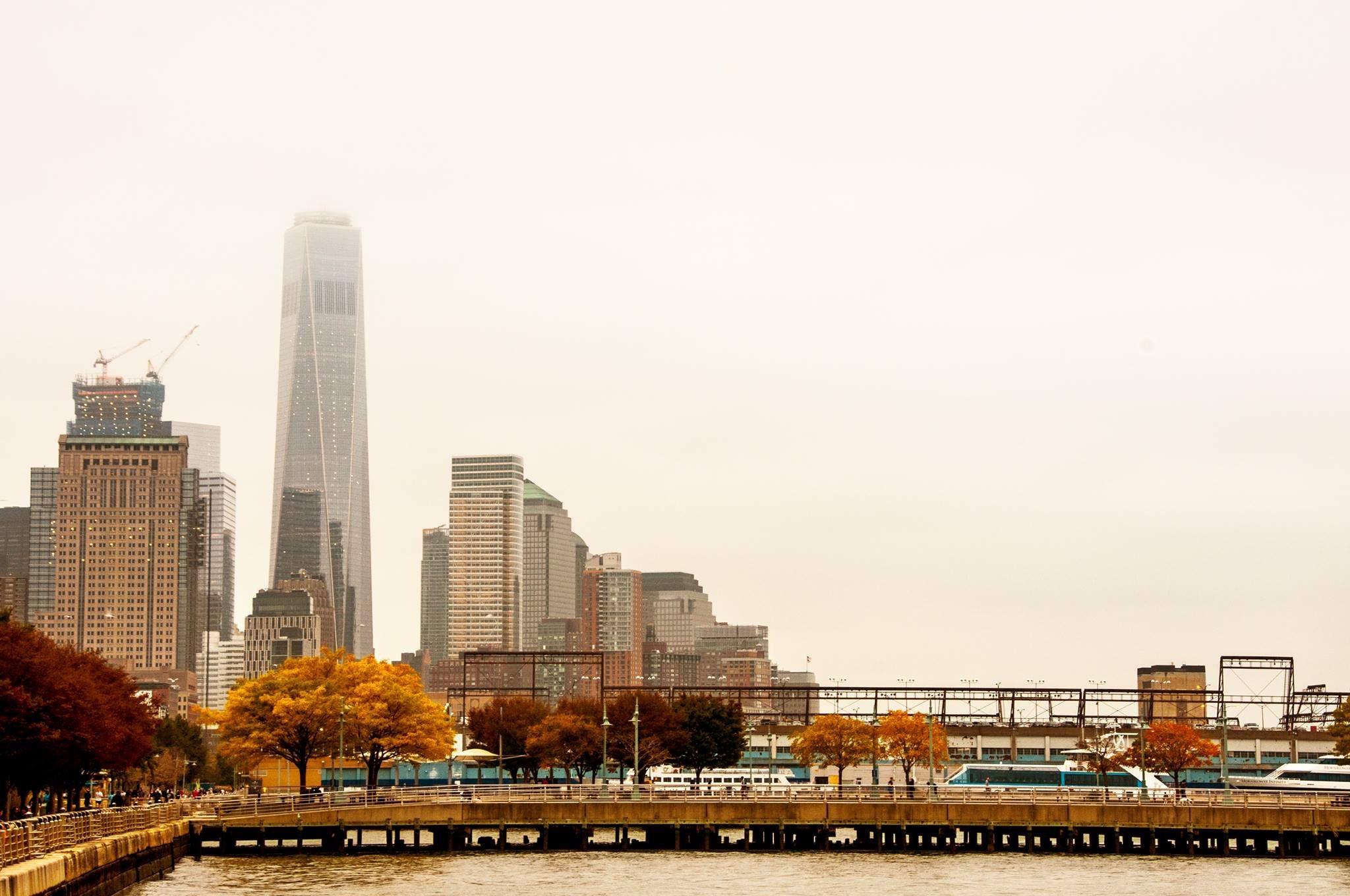 Autum in NYC by Luigi R.