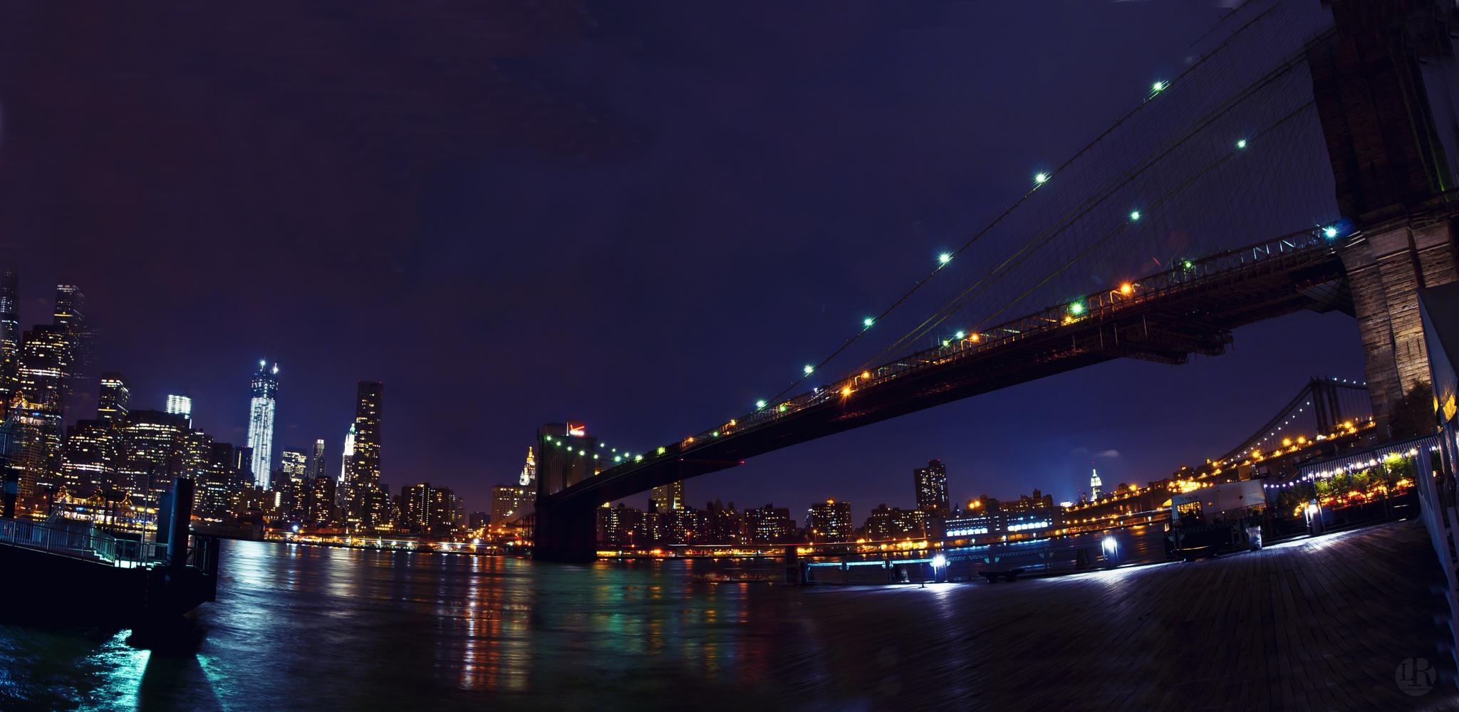 THE BRIDGE by Luigi R.