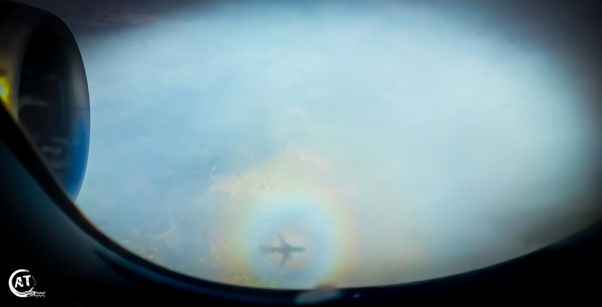 From the Top Of 360Rainbow: Circle by Aditya Tayade