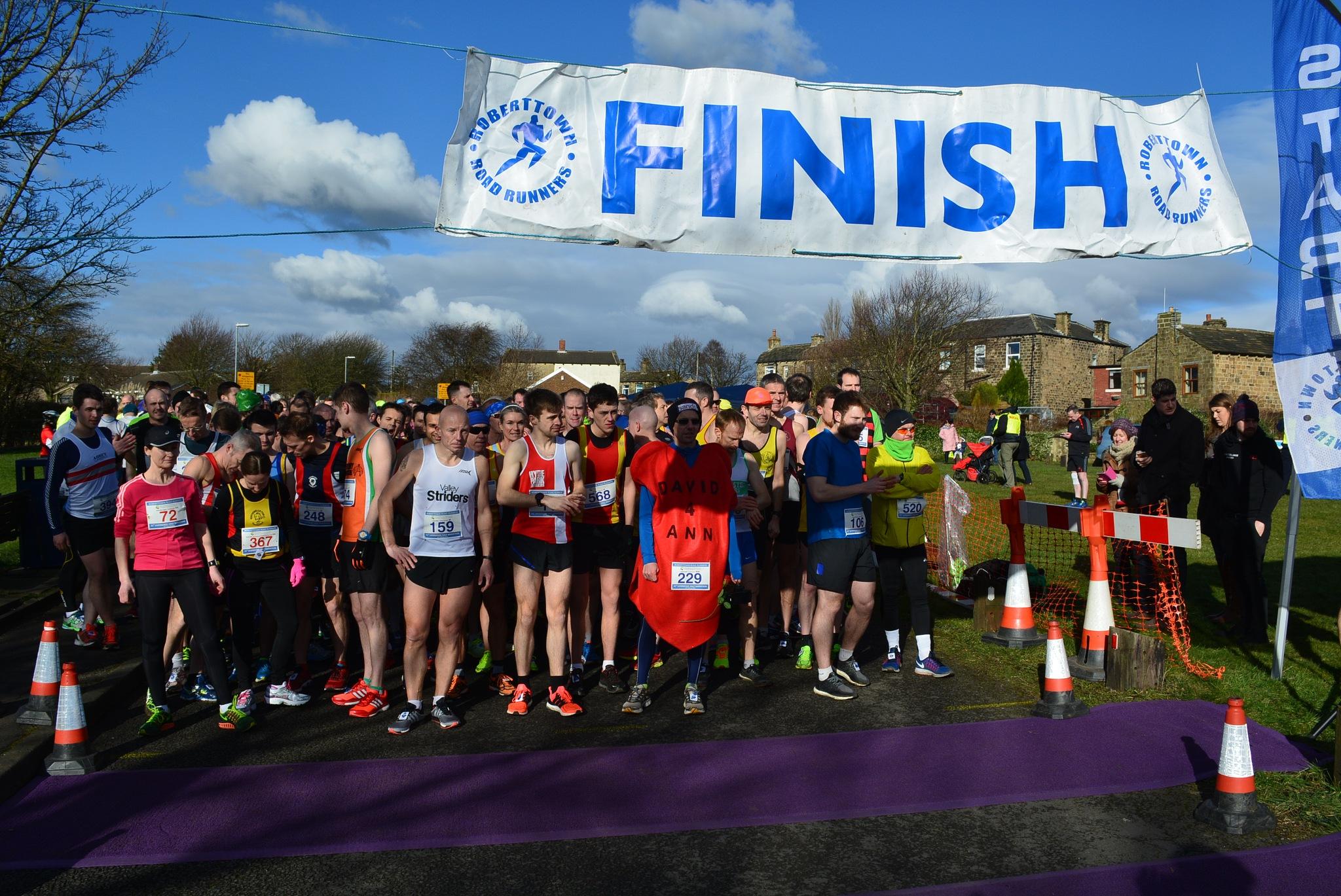 Liversedge Half Marathon by Mark Overend