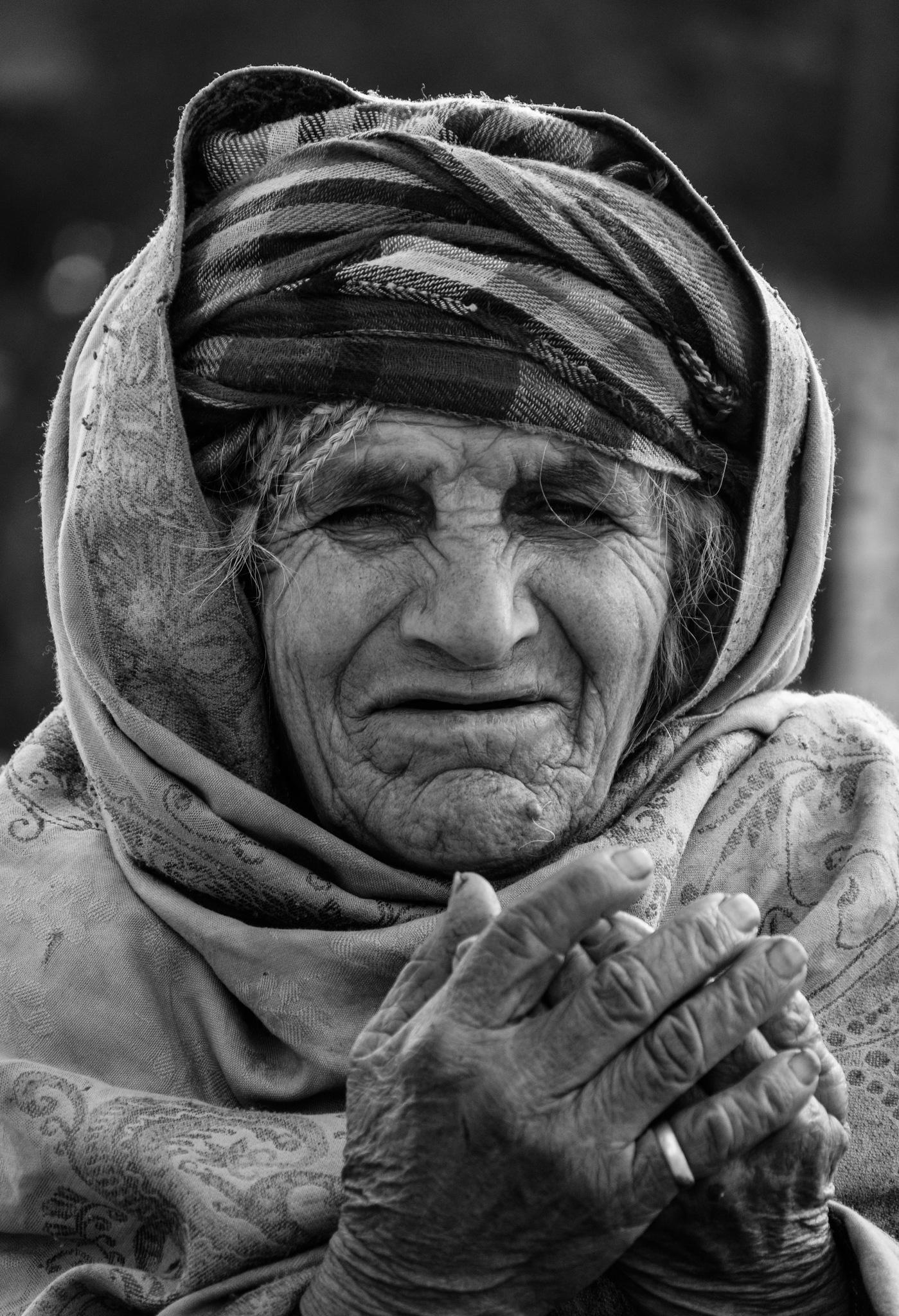 Prayers of the Old by Rahim Jiwani