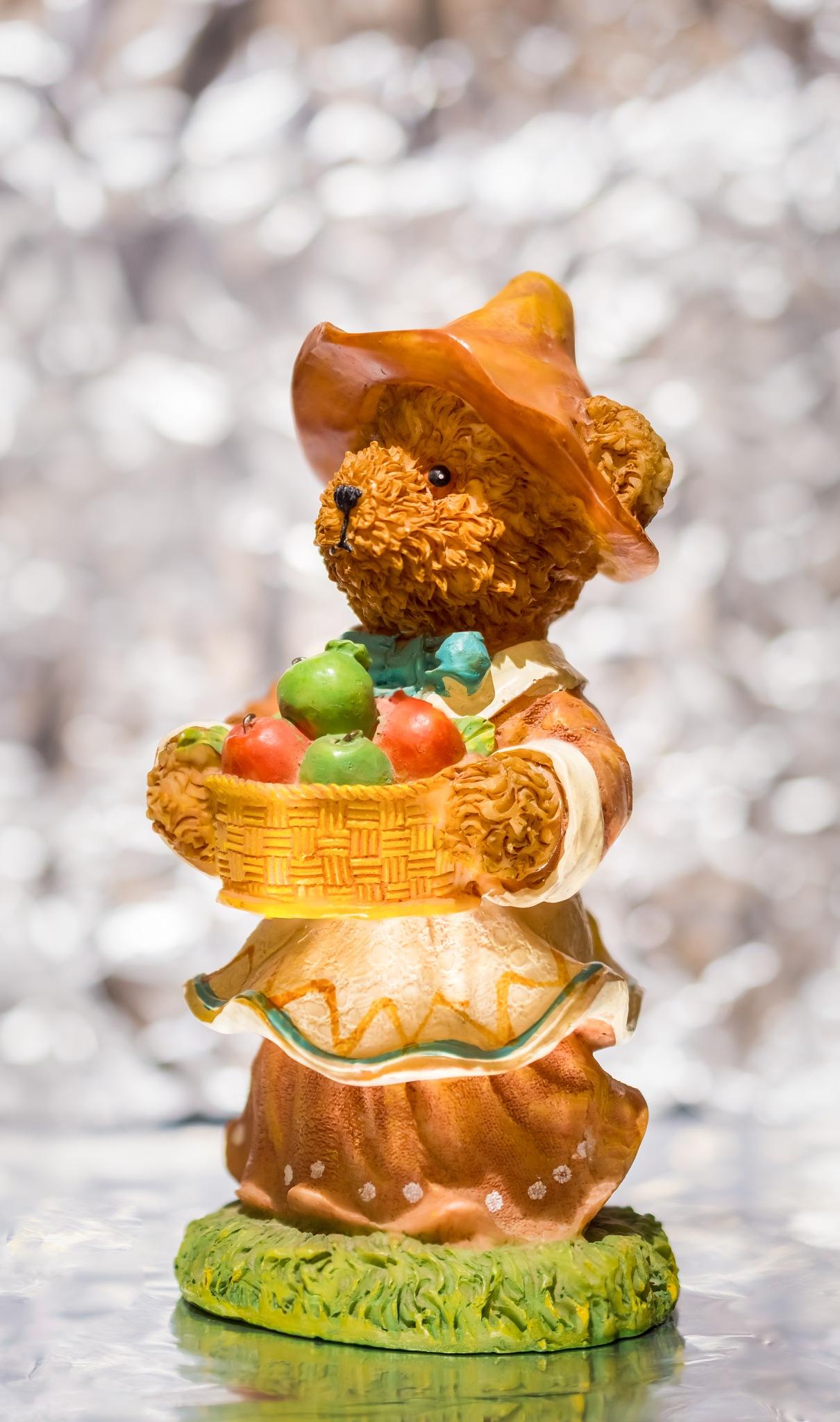 Fruit Lady by Rahim Jiwani