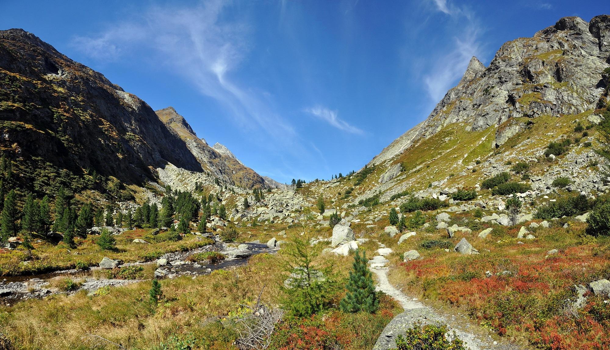 Austria´s beautiful valleys II by MonikaH