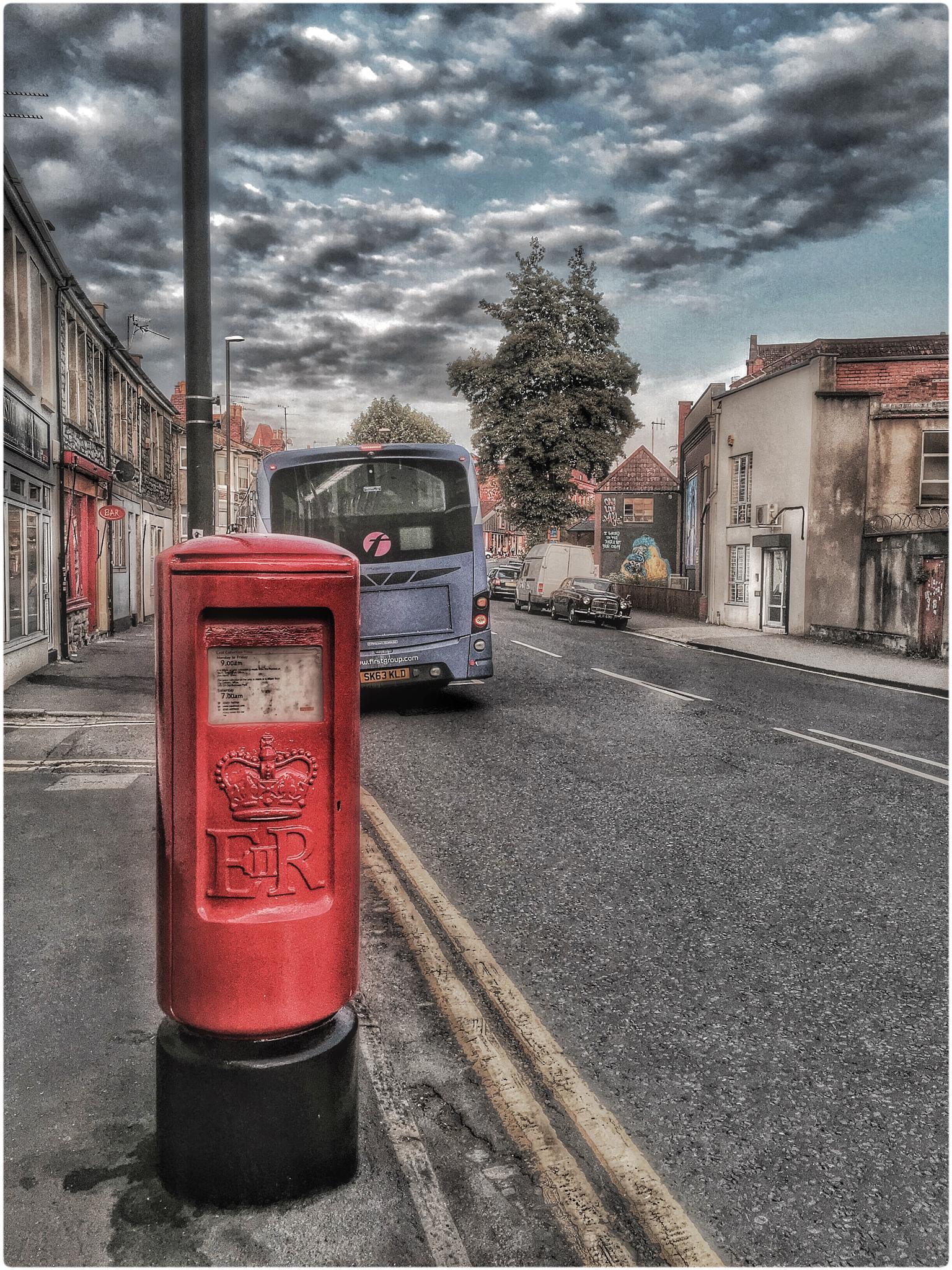 Letter box by John John McLane Freelance photographer