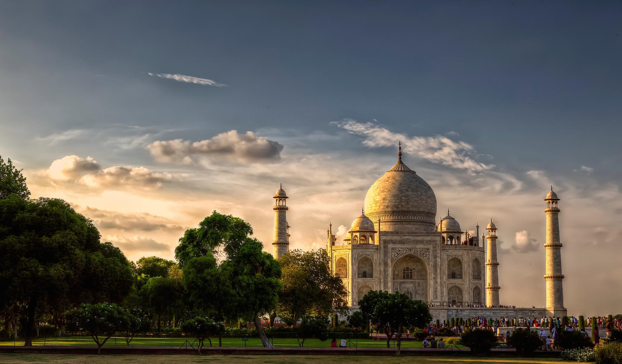 Inde Taj Mahal by Sylvain LANDRY