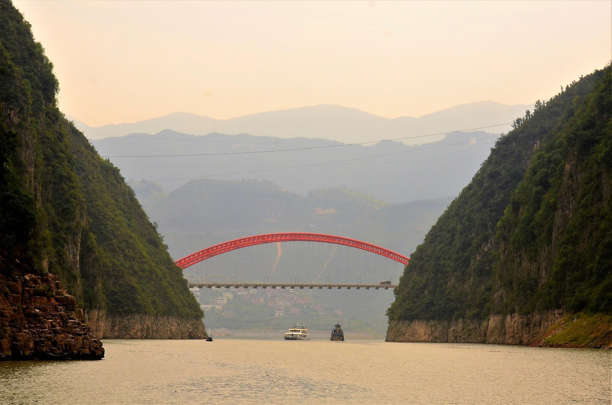 Yangtze by arraguado