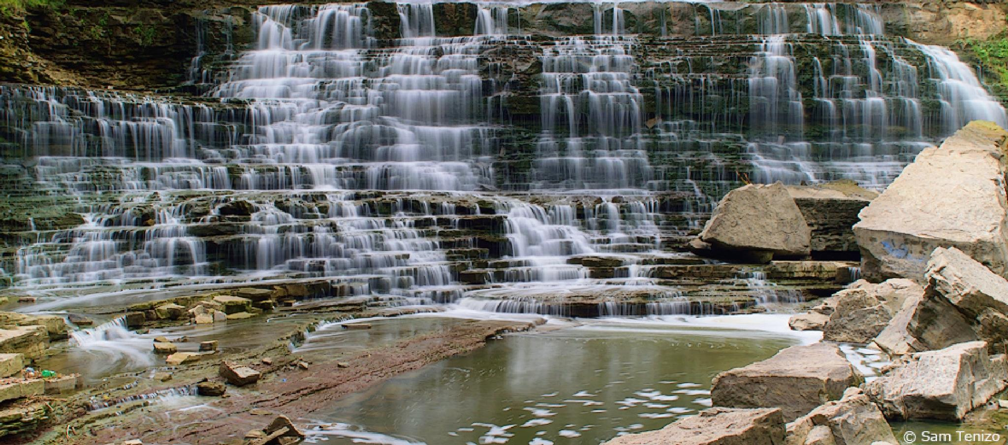 Albion Falls by SamTenizo