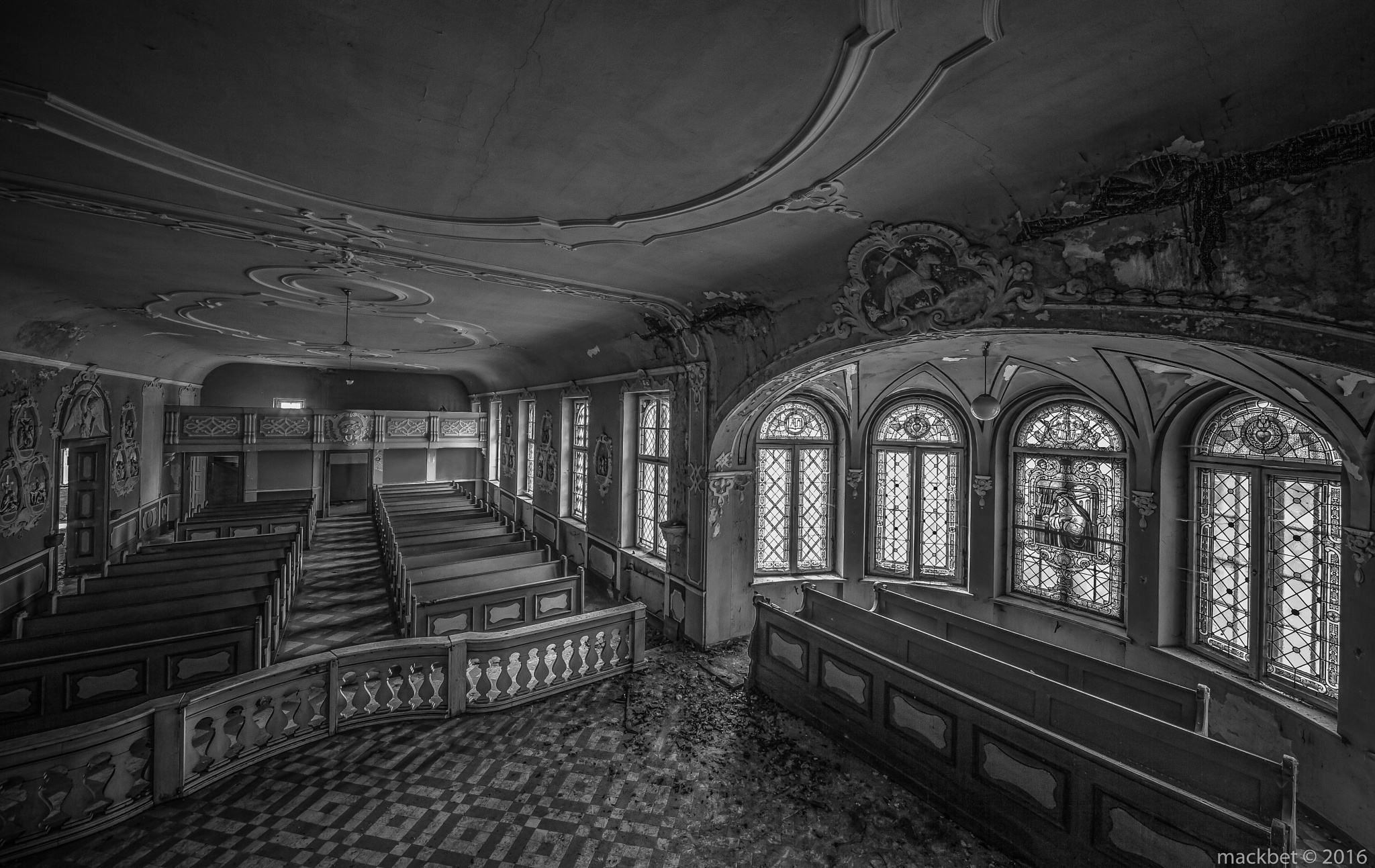 chapel by themackbet