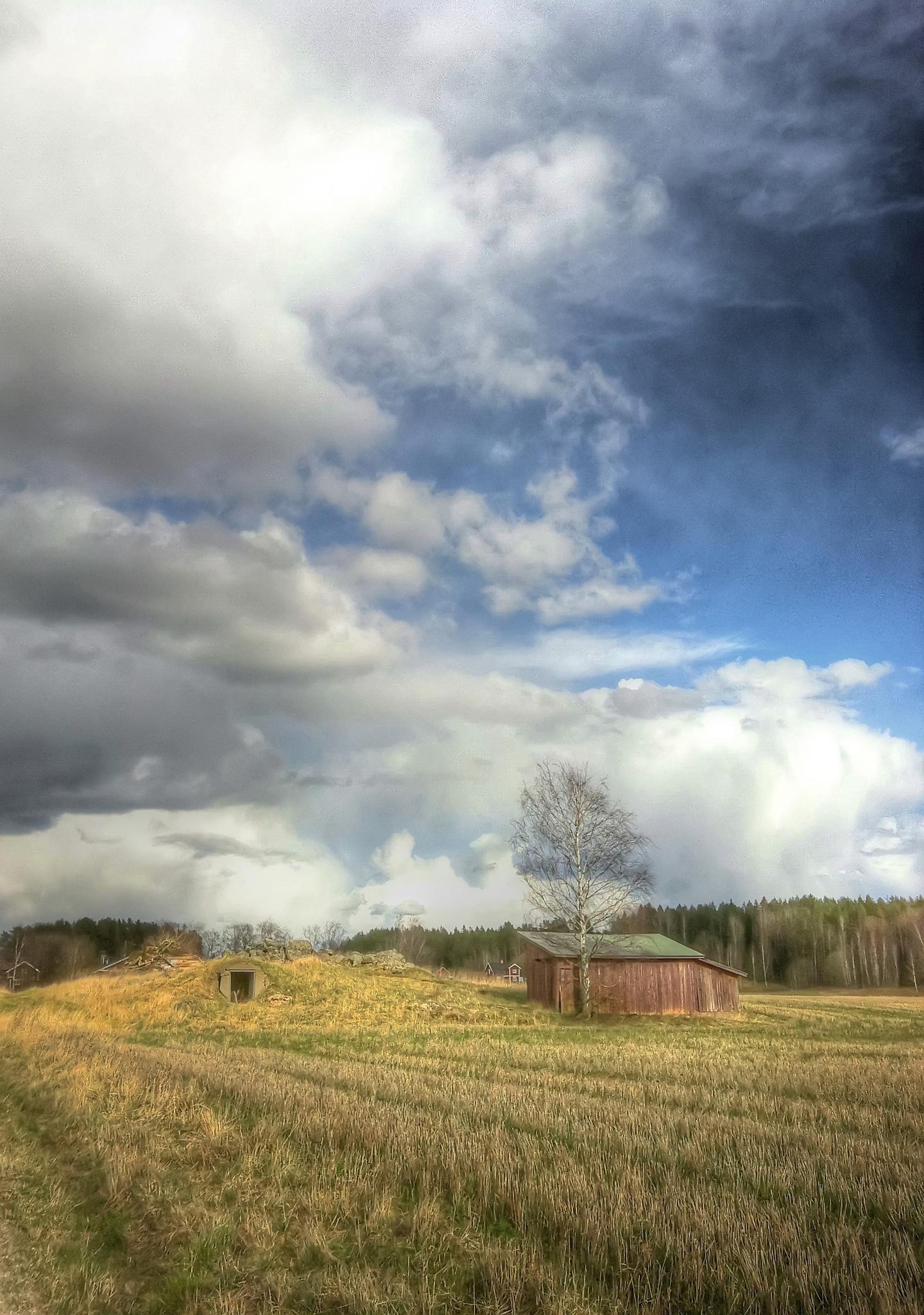 Strange Weather 3 by iPhonemania