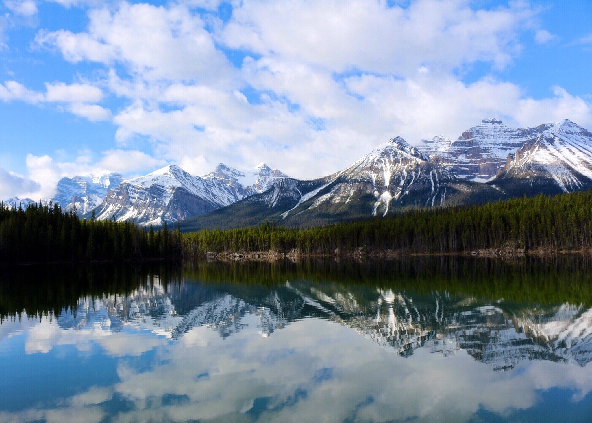 Banff Reflects! by 76Spitfire
